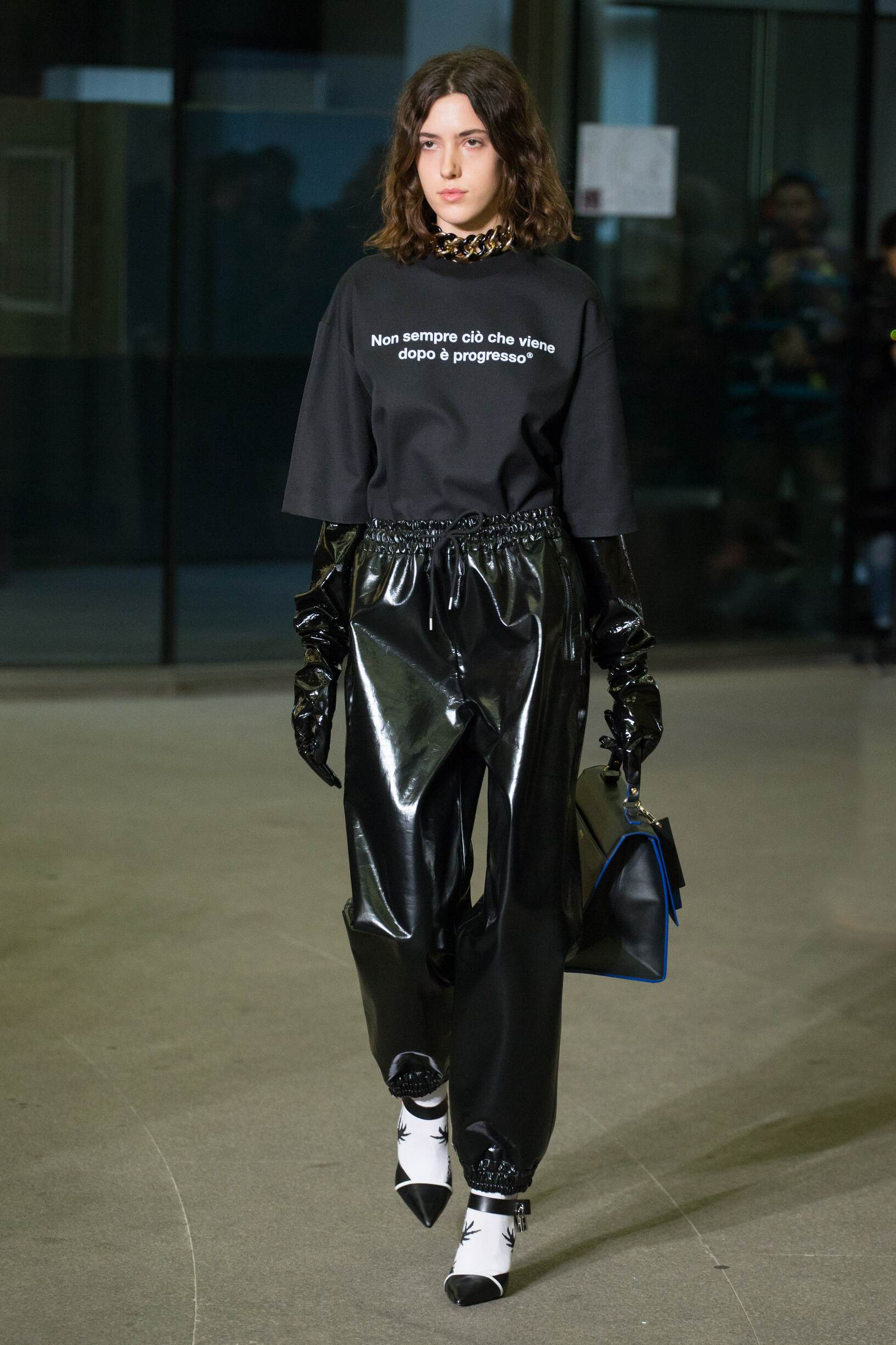 FW 2018-19 Msgm Fashion Show