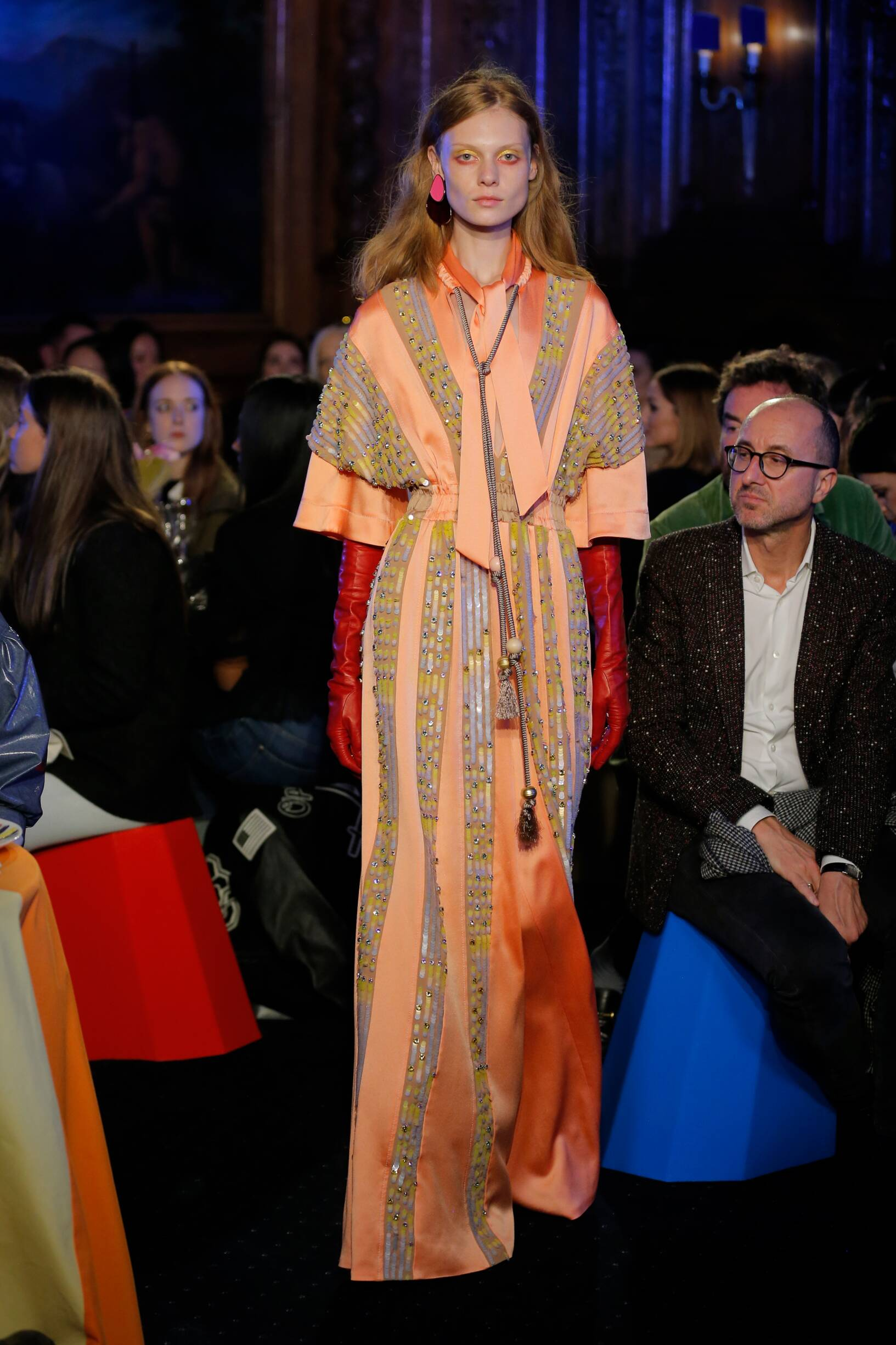 FW 2018-19 Peter Pilotto Fashion Show London