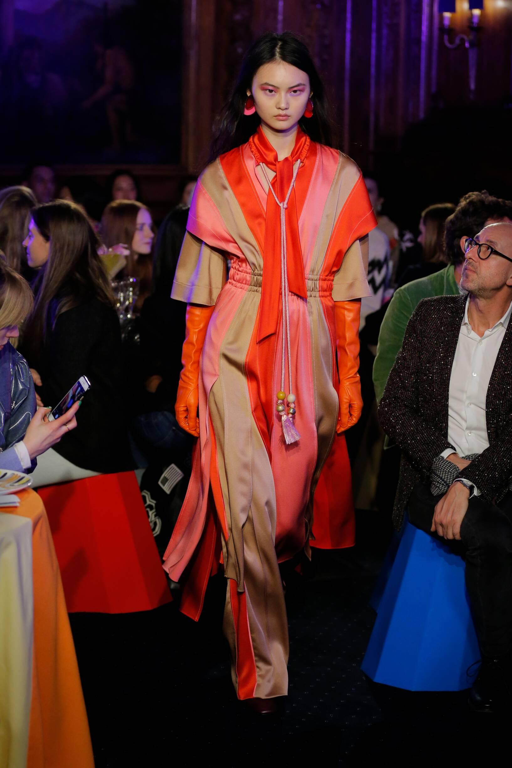 FW 2018-19 Peter Pilotto Fashion Show