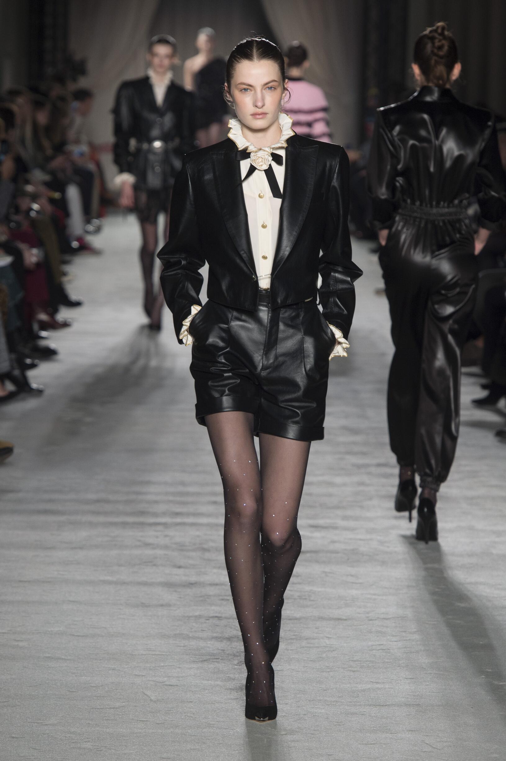 FW 2018-19 Philosophy di Lorenzo Serafini Fashion Show Milan
