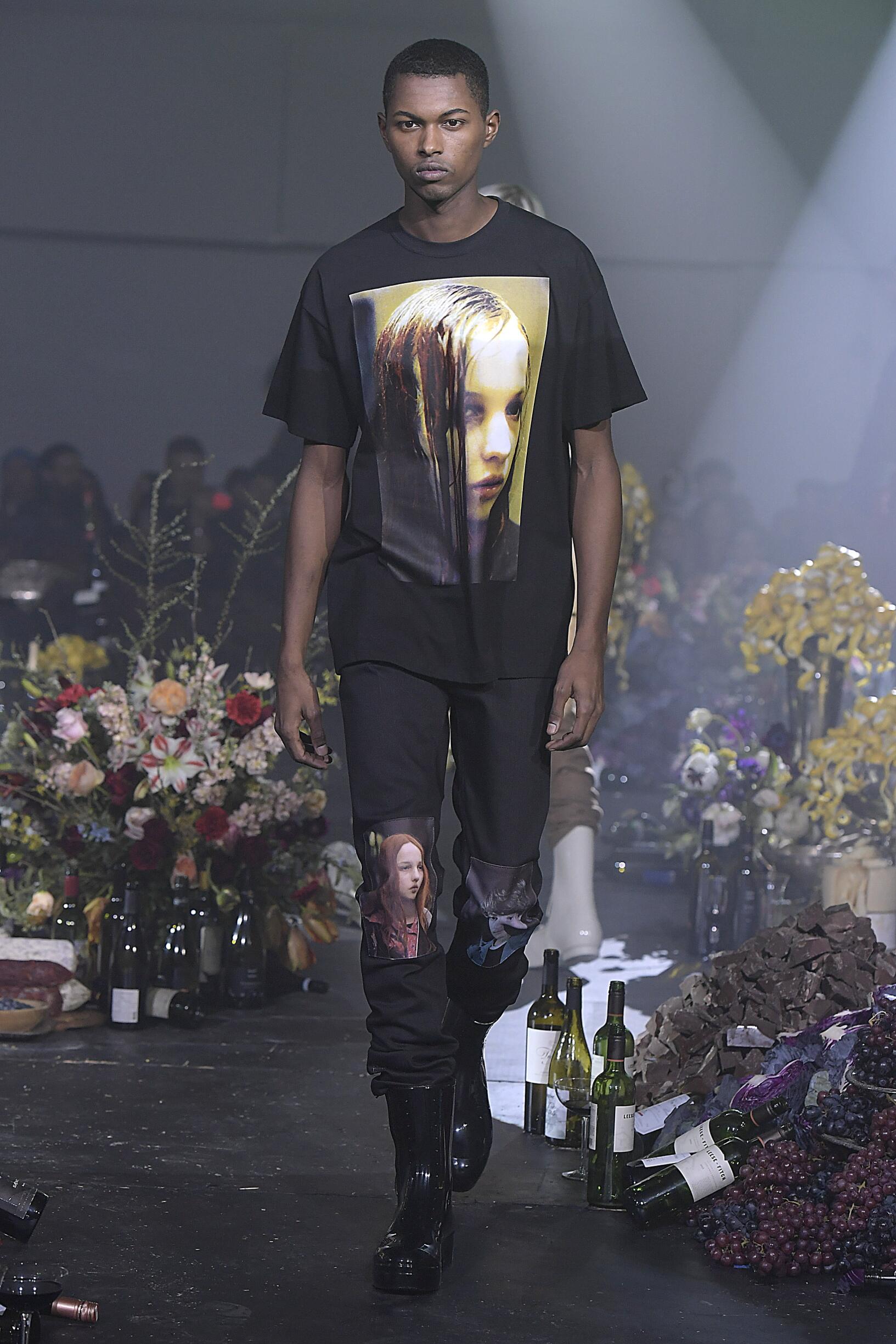 FW 2018-19 Raf Simons Fashion Show New York