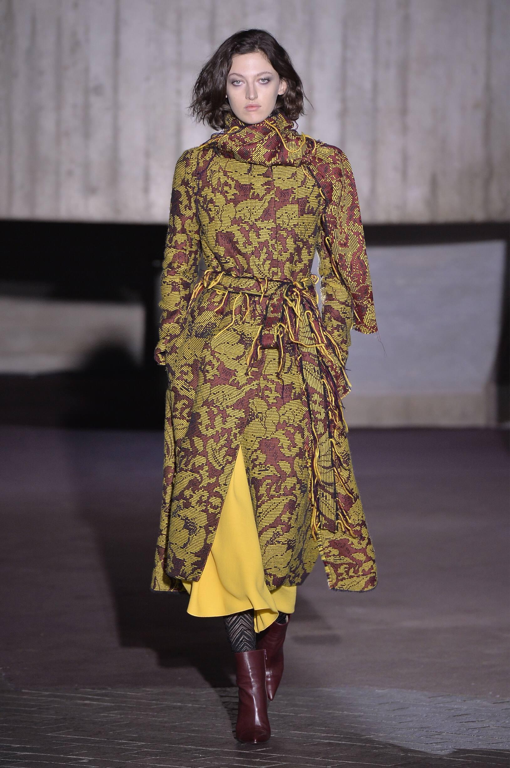 FW 2018-19 Roland Mouret Fashion Show