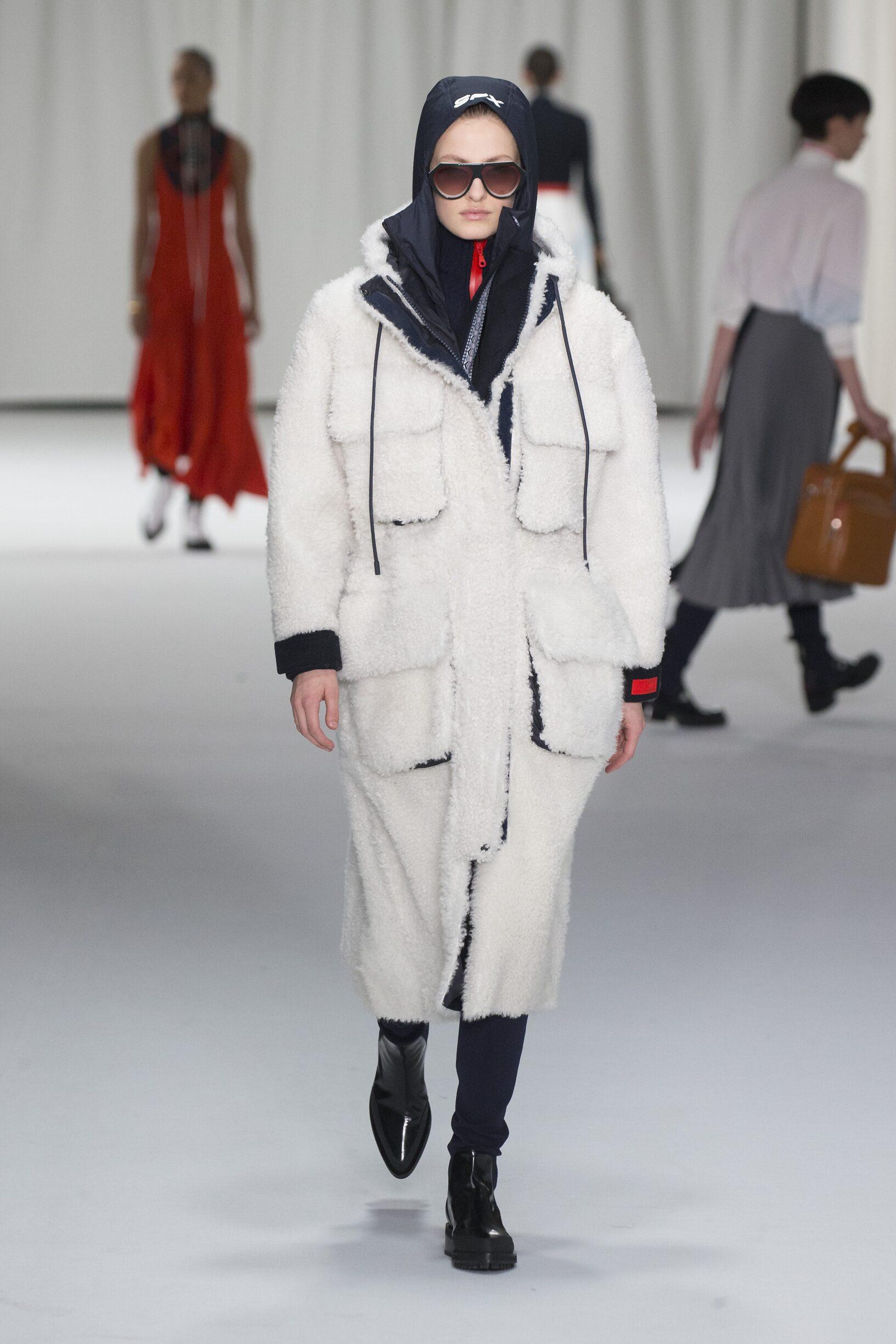 FW 2018-19 Sportmax Fashion Show Milan