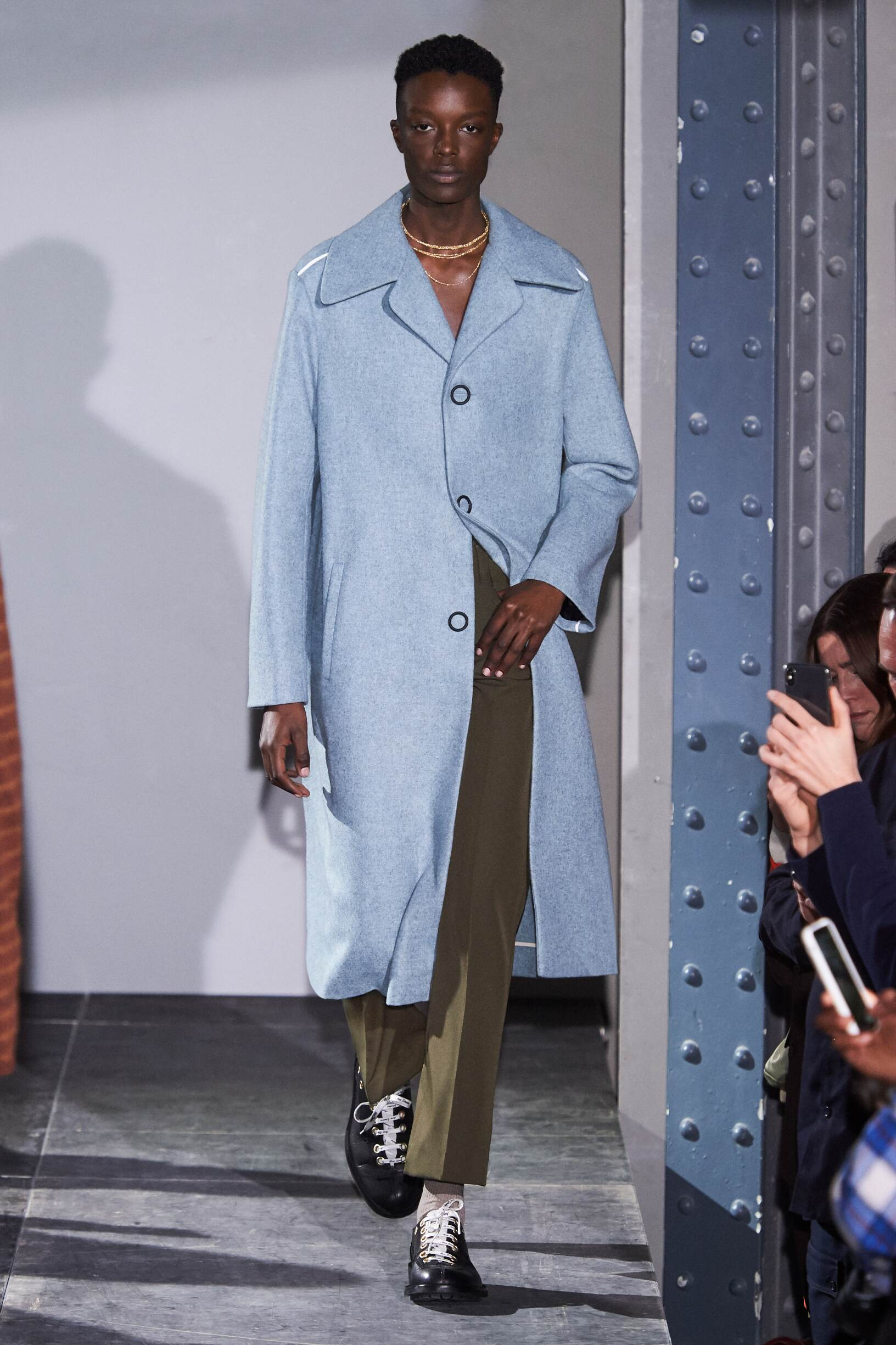 Fall 2018-19 Menswear Acne Studios