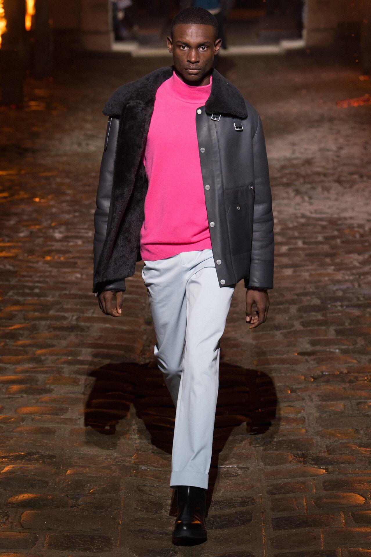 Fall 2018-19 Menswear Hermès