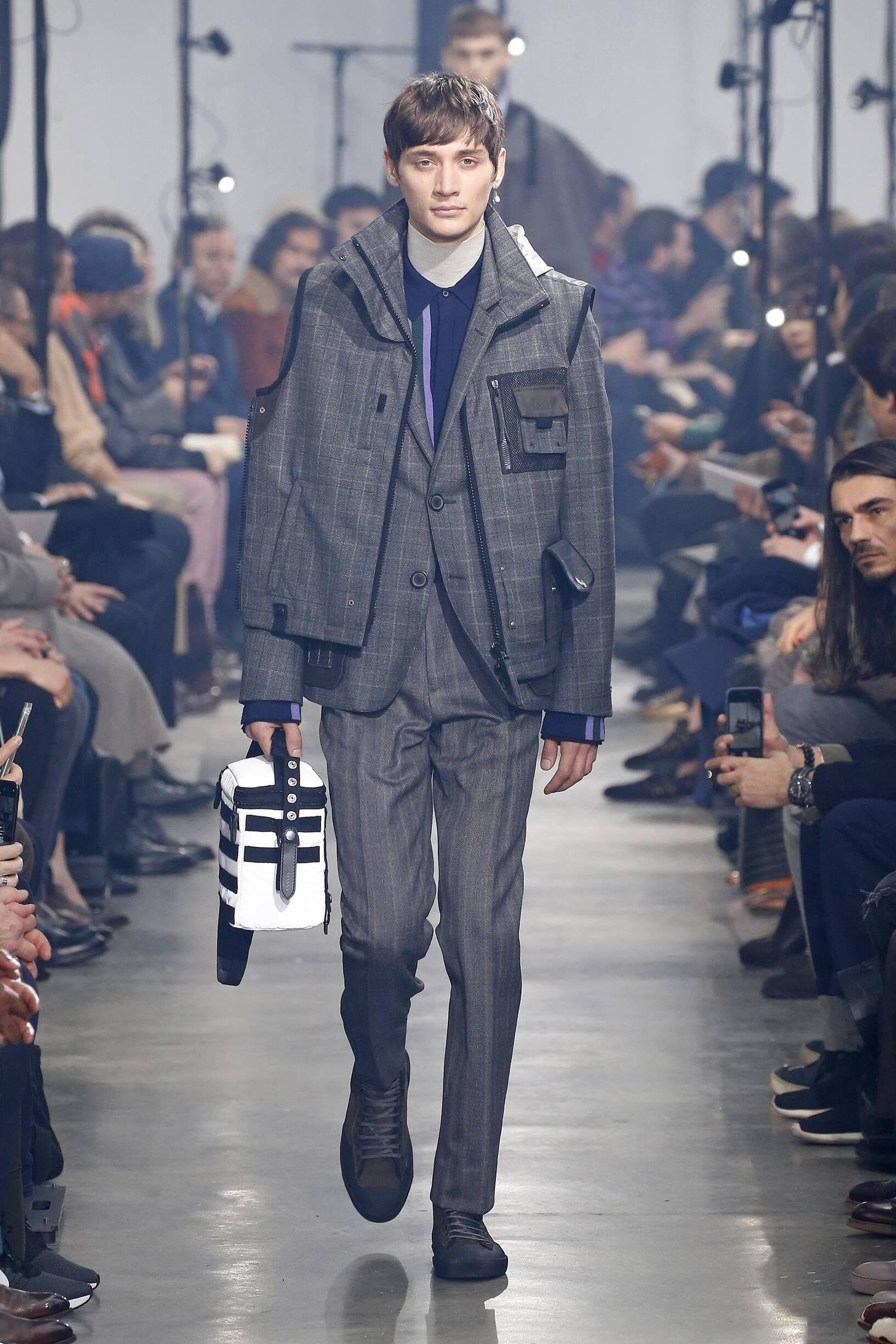 Fall 2018-19 Menswear Lanvin