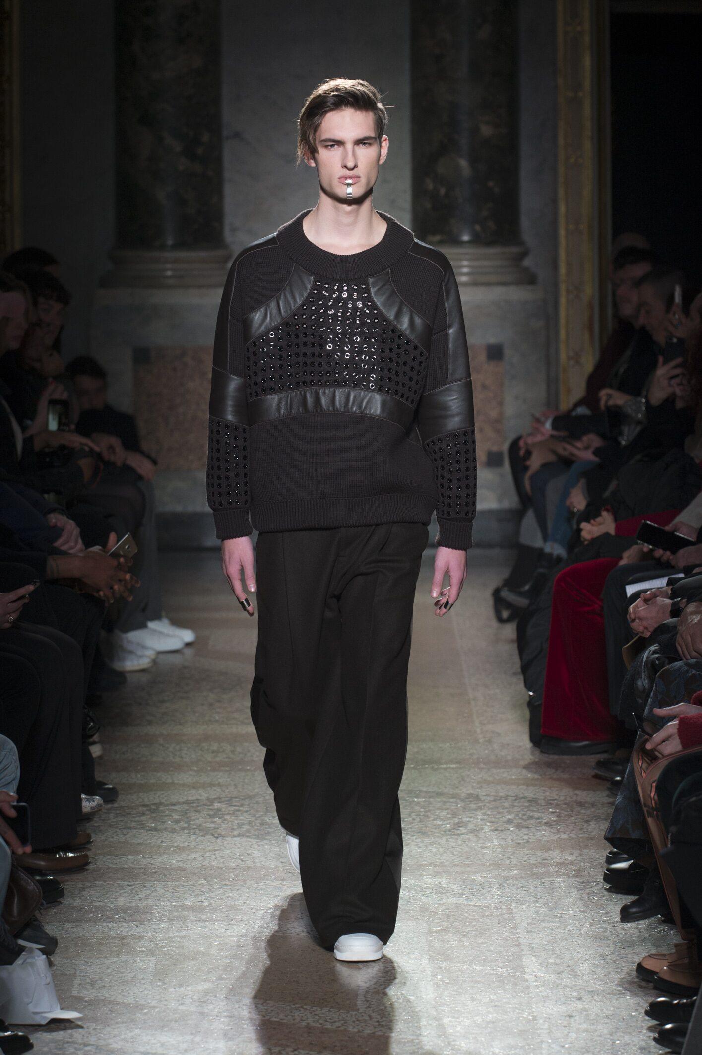 Fall 2018-19 Menswear Les Hommes