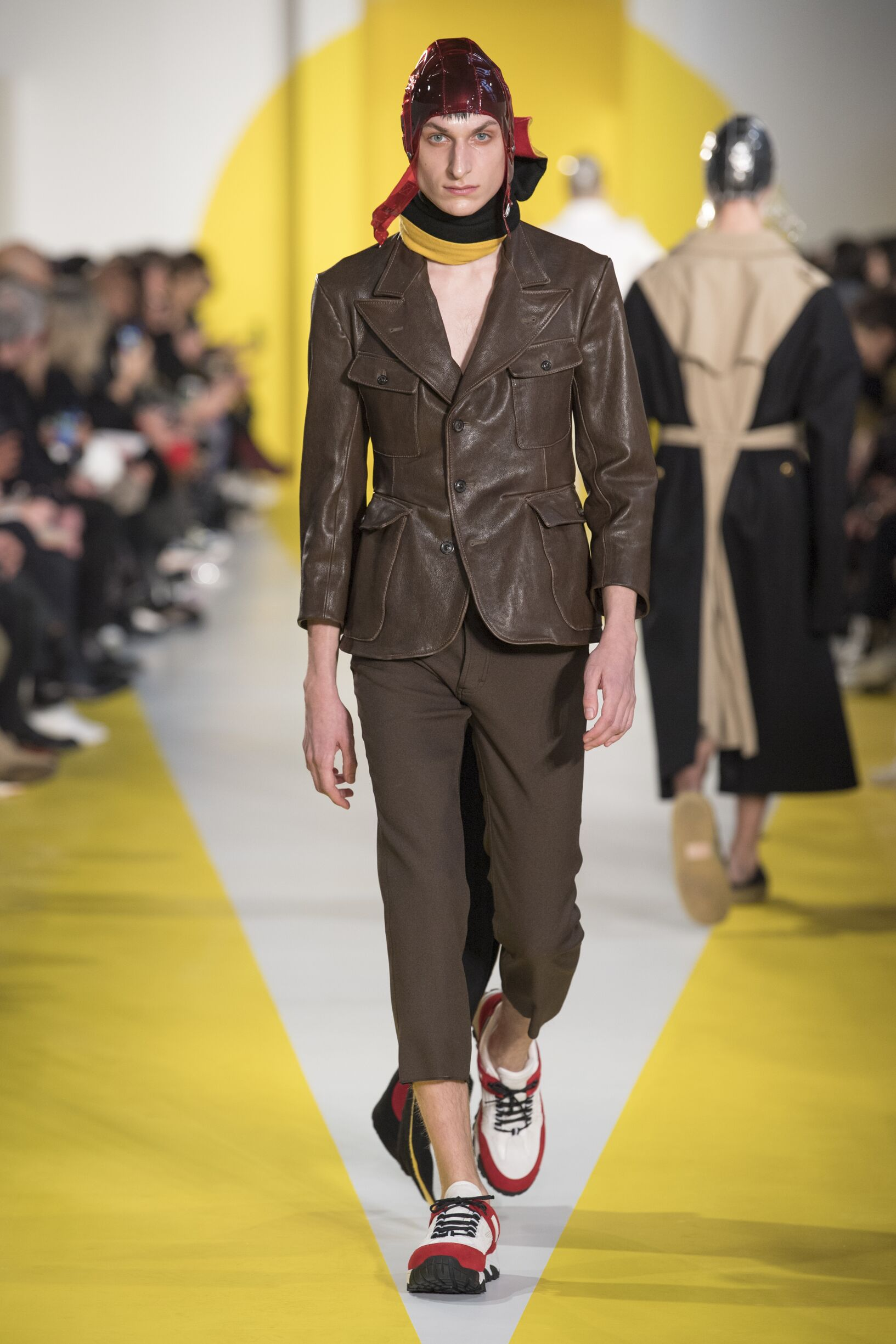 Fall 2018-19 Menswear Maison Margiela