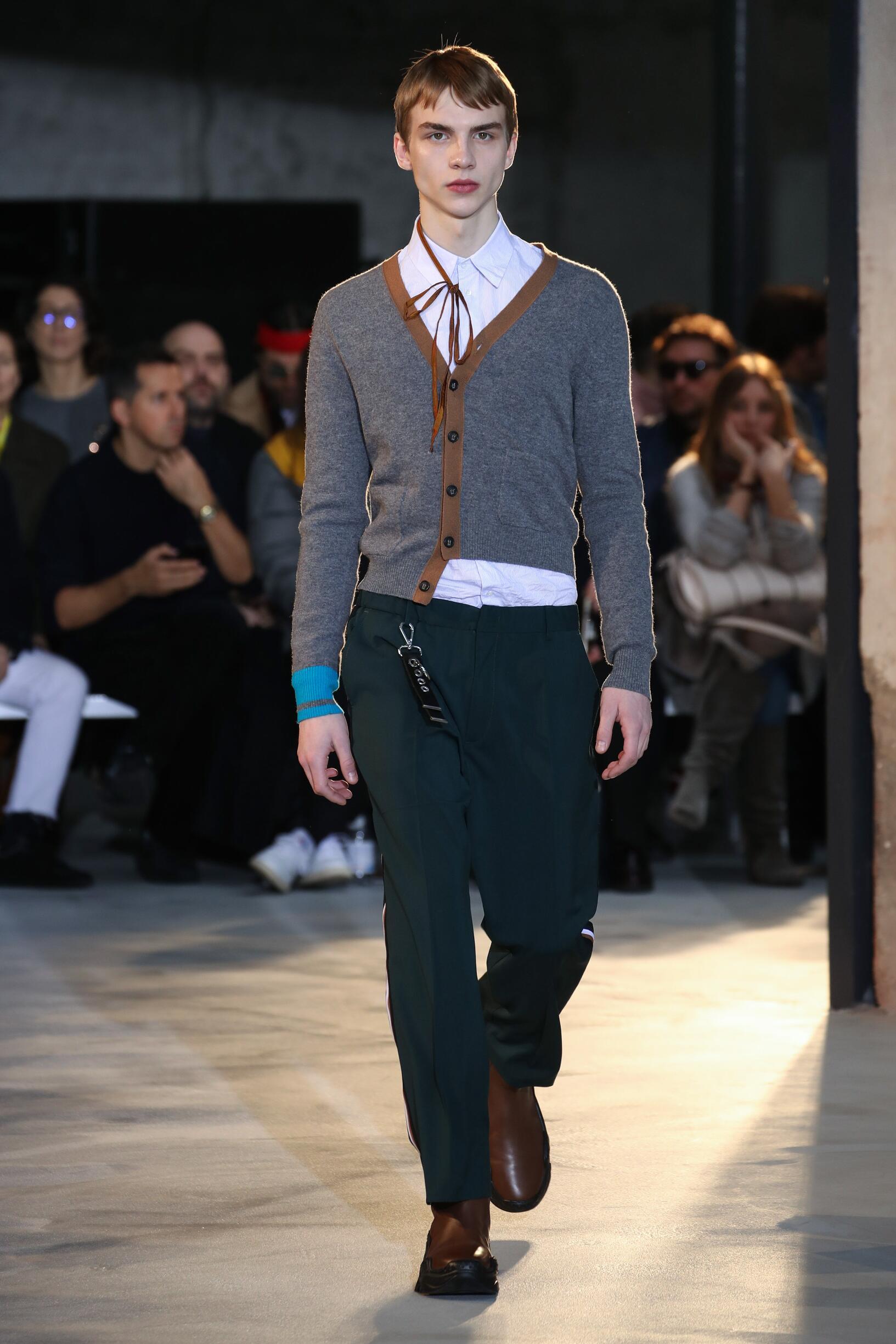 Fall 2018-19 Menswear N°21