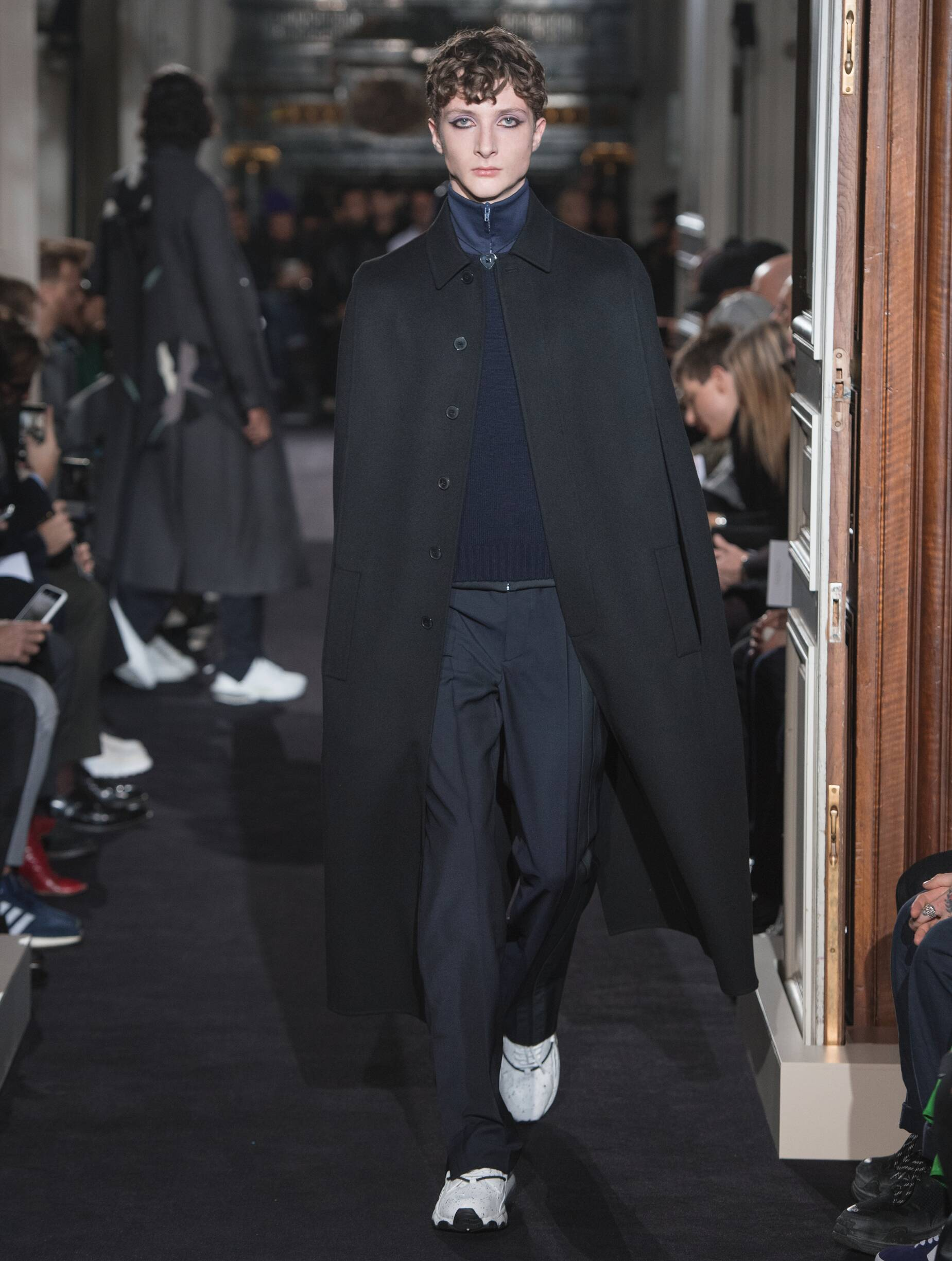 Fall 2018-19 Menswear Valentino
