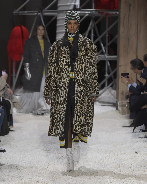 Fall 2018-19 Womenswear Calvin Klein 205W39NYC