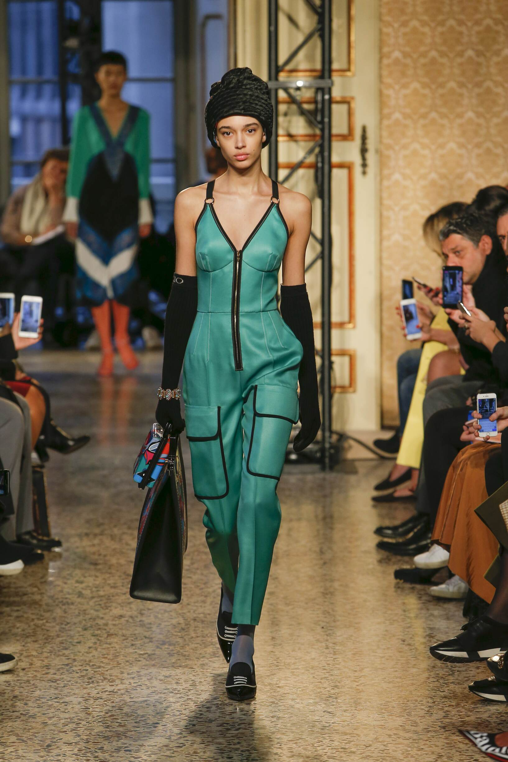 Fall 2018-19 Womenswear Emilio Pucci