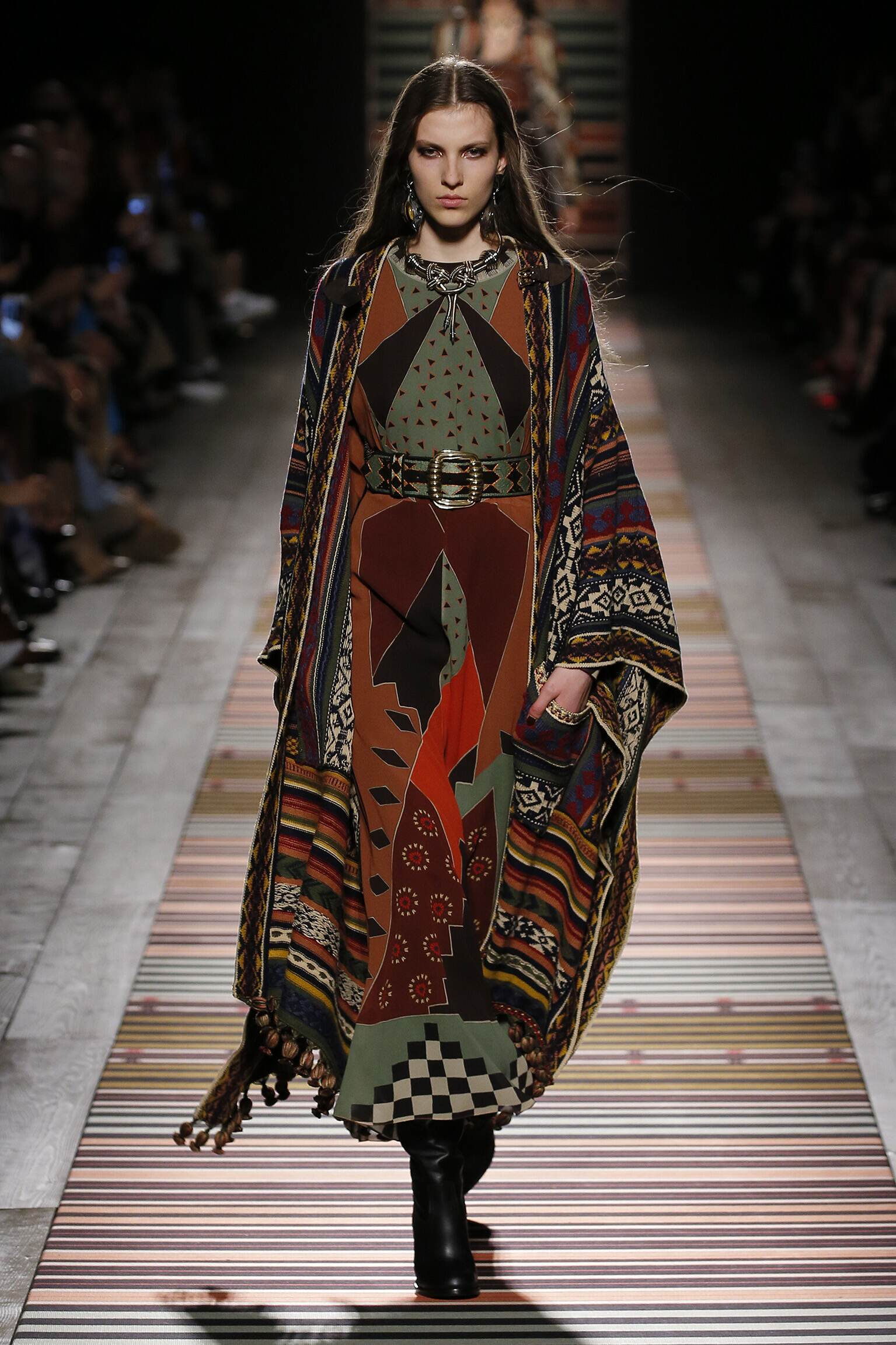 Fall 2018-19 Womenswear Etro