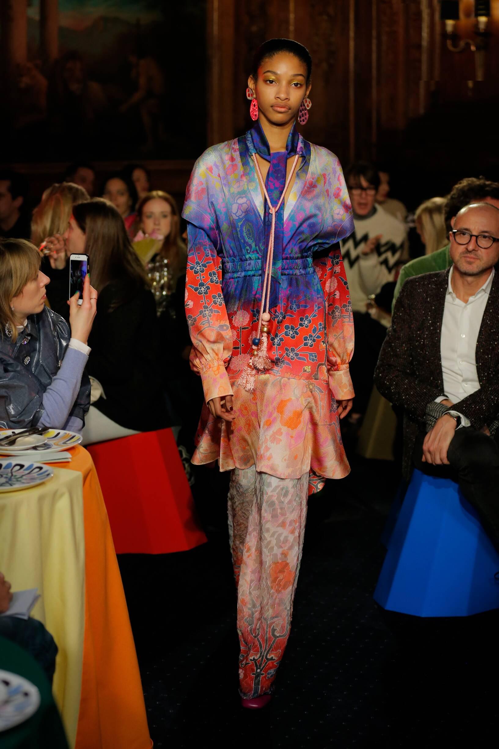 Fall 2018-19 Womenswear Peter Pilotto