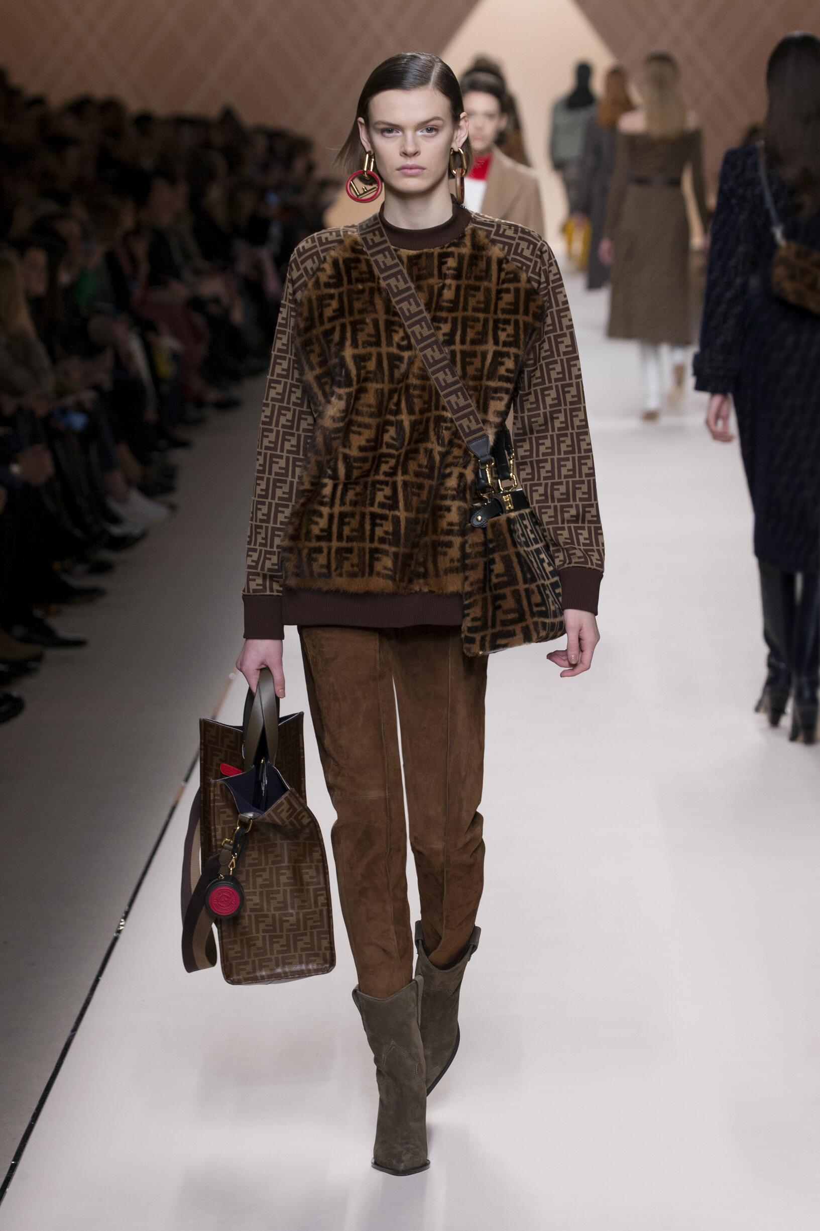Fall Fashion 2018-19 Fendi
