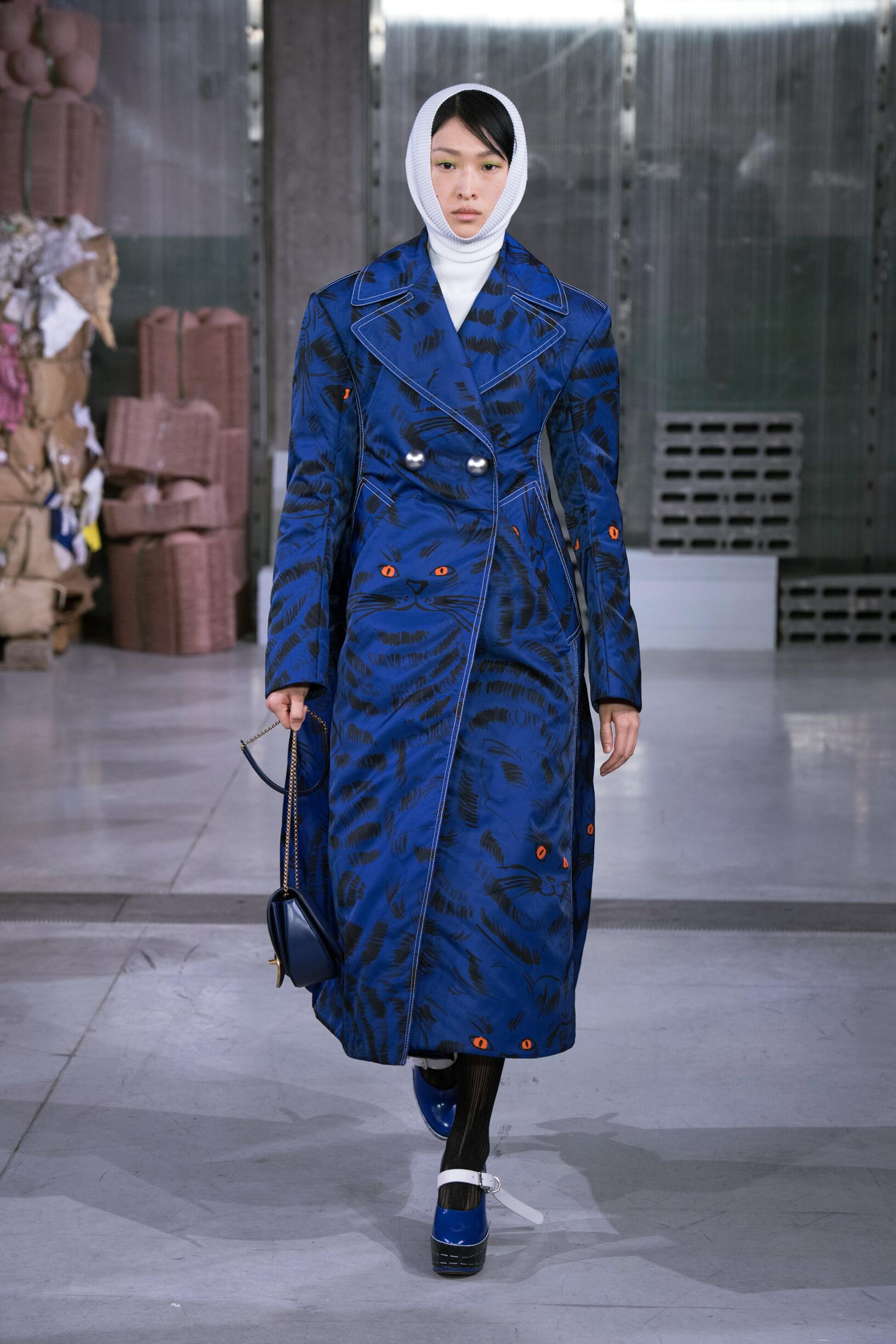Fall Fashion 2018-19 Marni