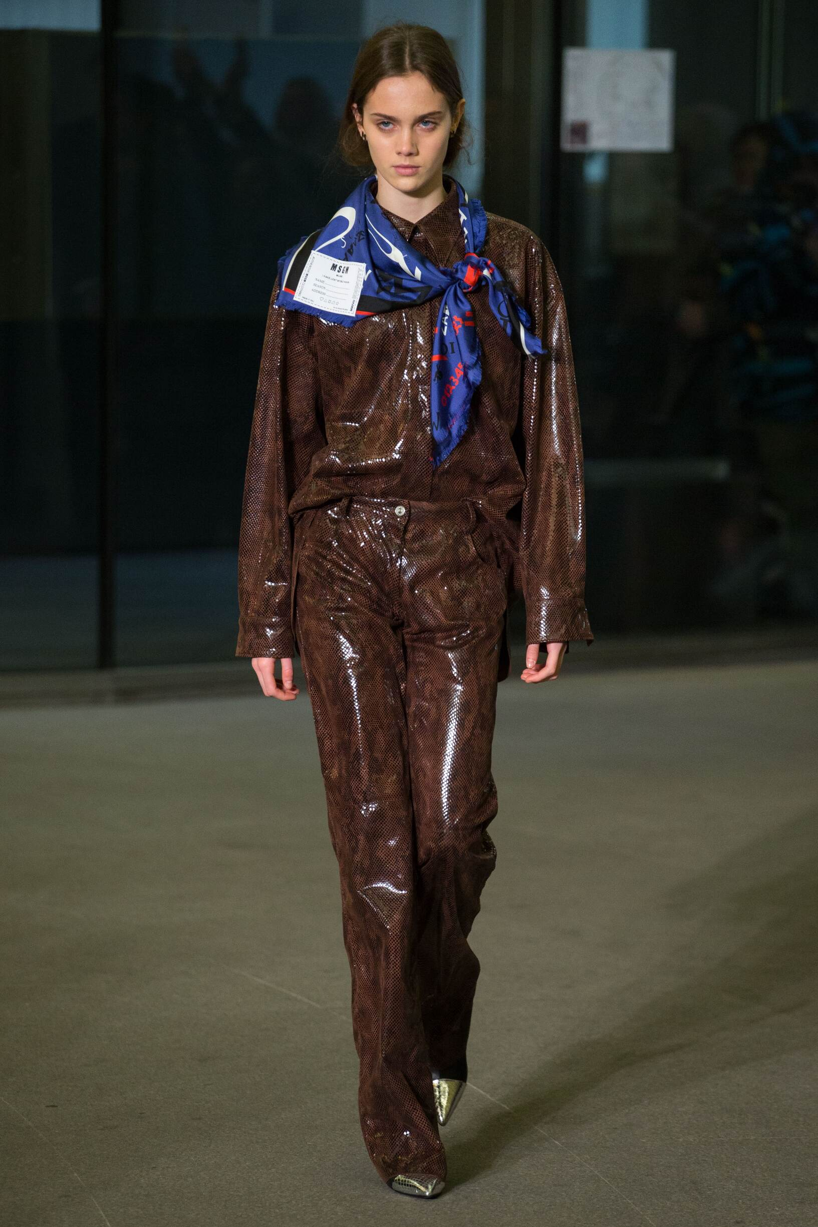 Fall Fashion 2018-19 Msgm
