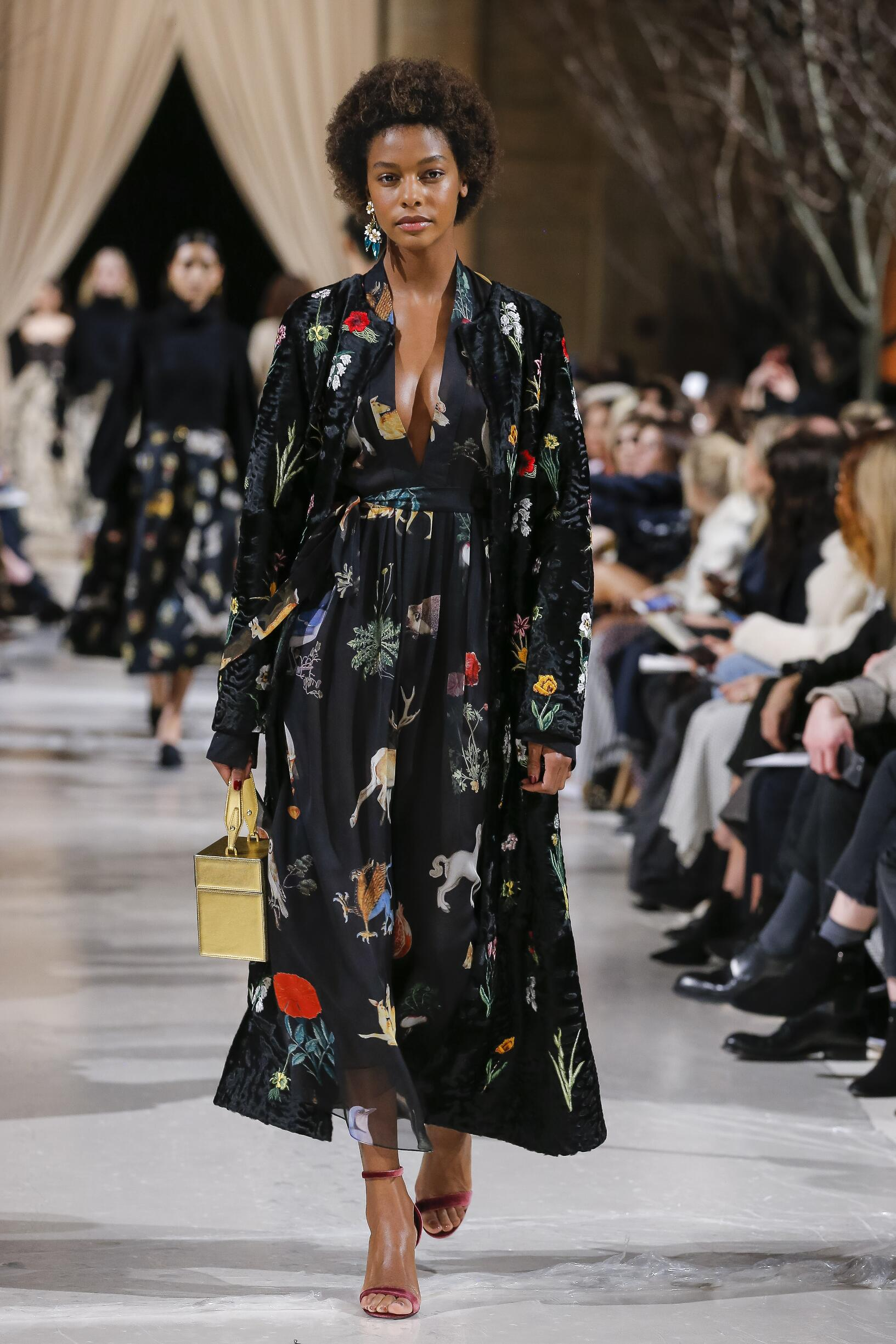 Fall Fashion 2018-19 Oscar de la Renta