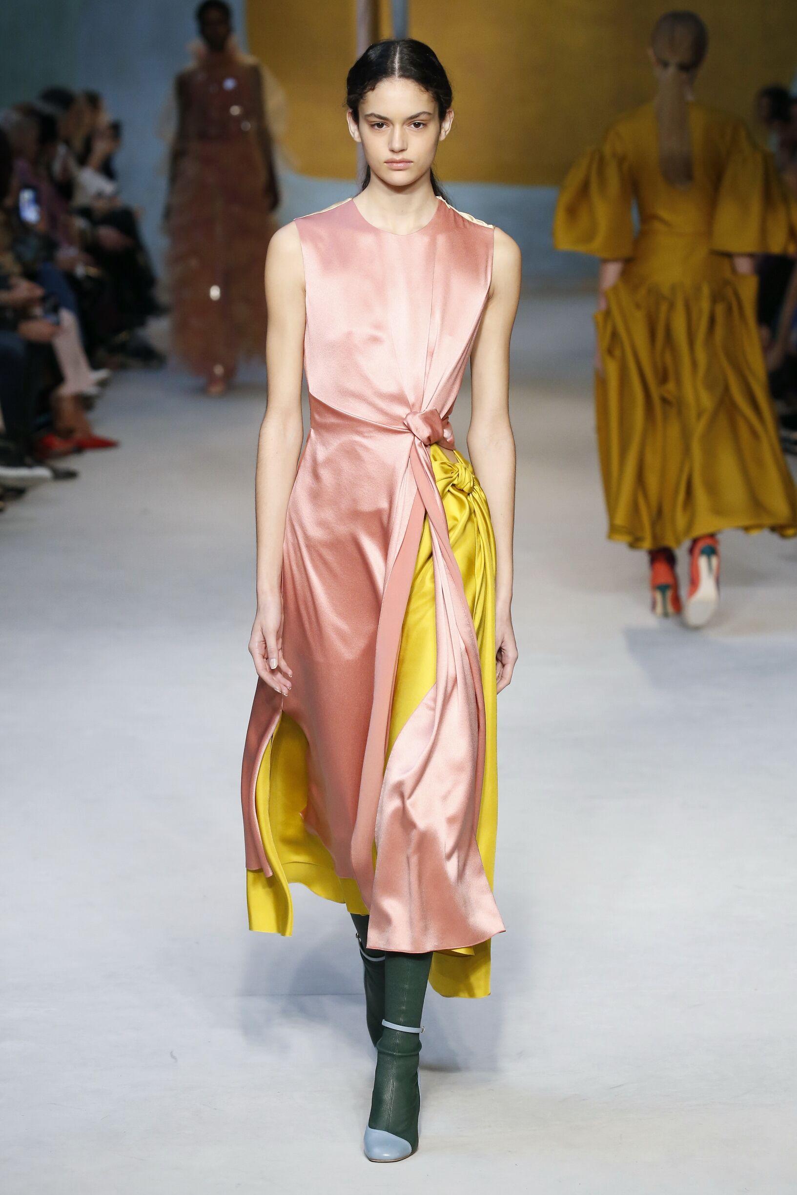 Fall Fashion 2018-19 Roksanda