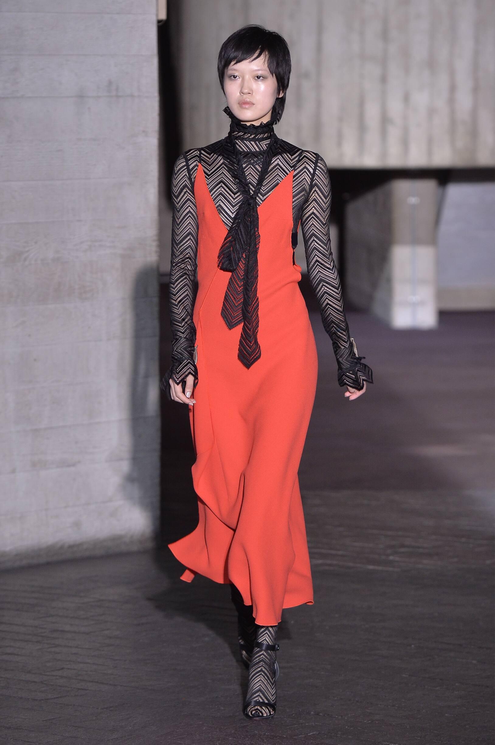 Fall Fashion 2018-19 Roland Mouret