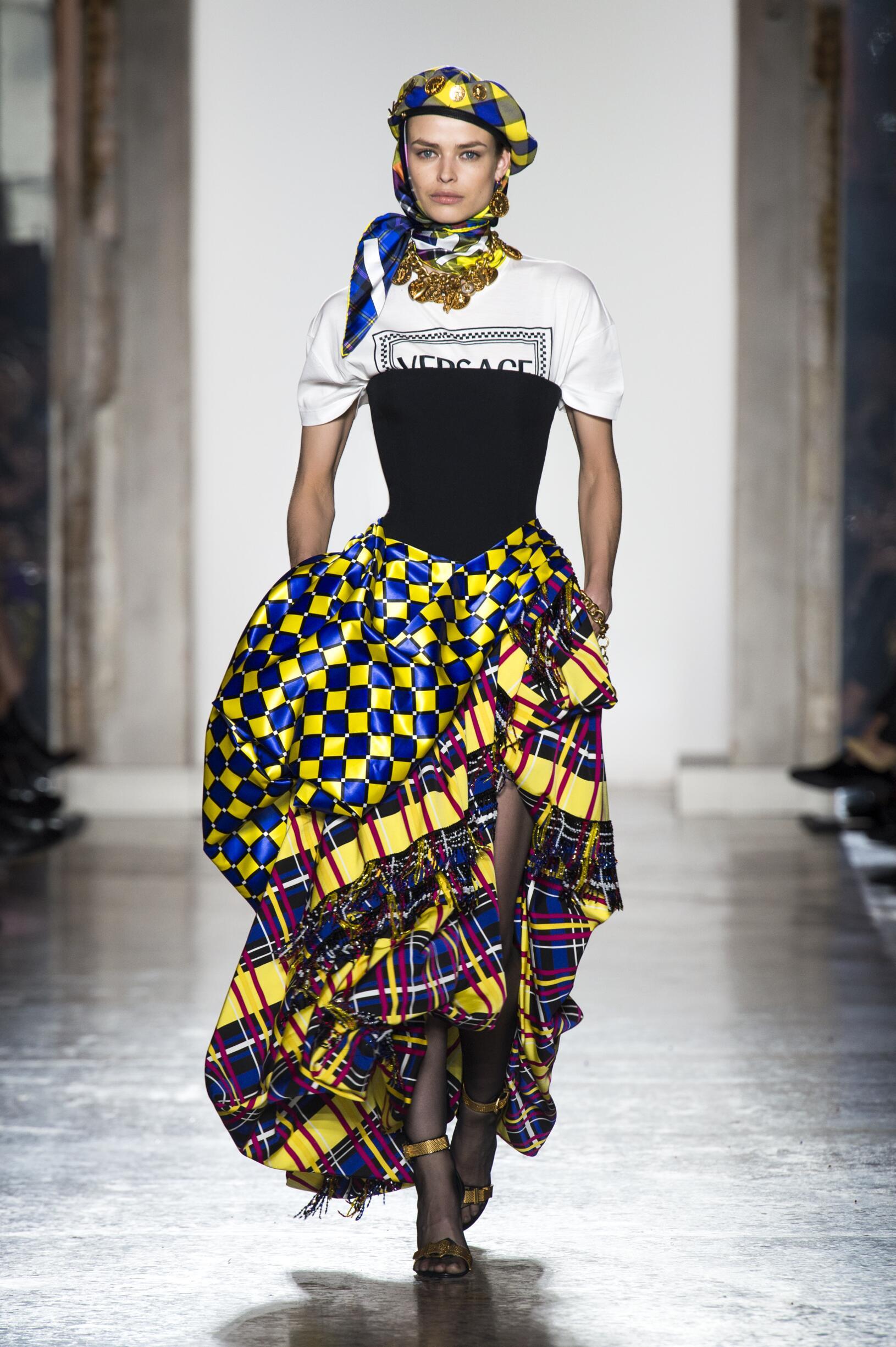 Fall Fashion 2018-19 Versace