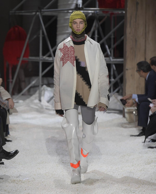Fall Fashion Man Trends 2018 Calvin Klein 205W39NYC