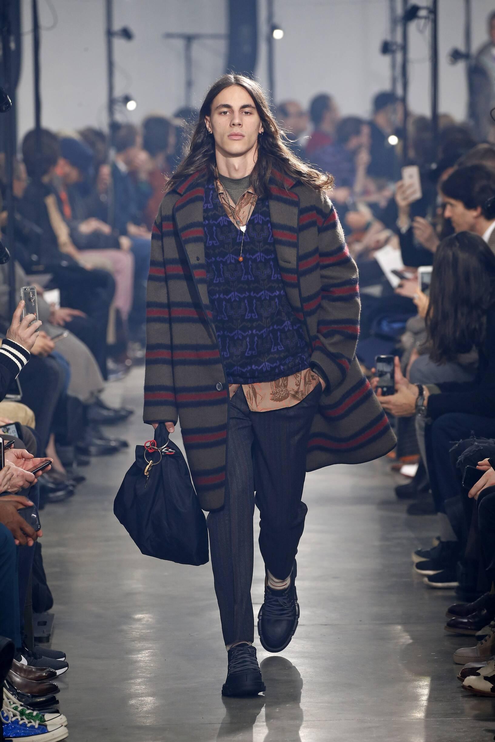 Fall Fashion Man Trends 2018 Lanvin