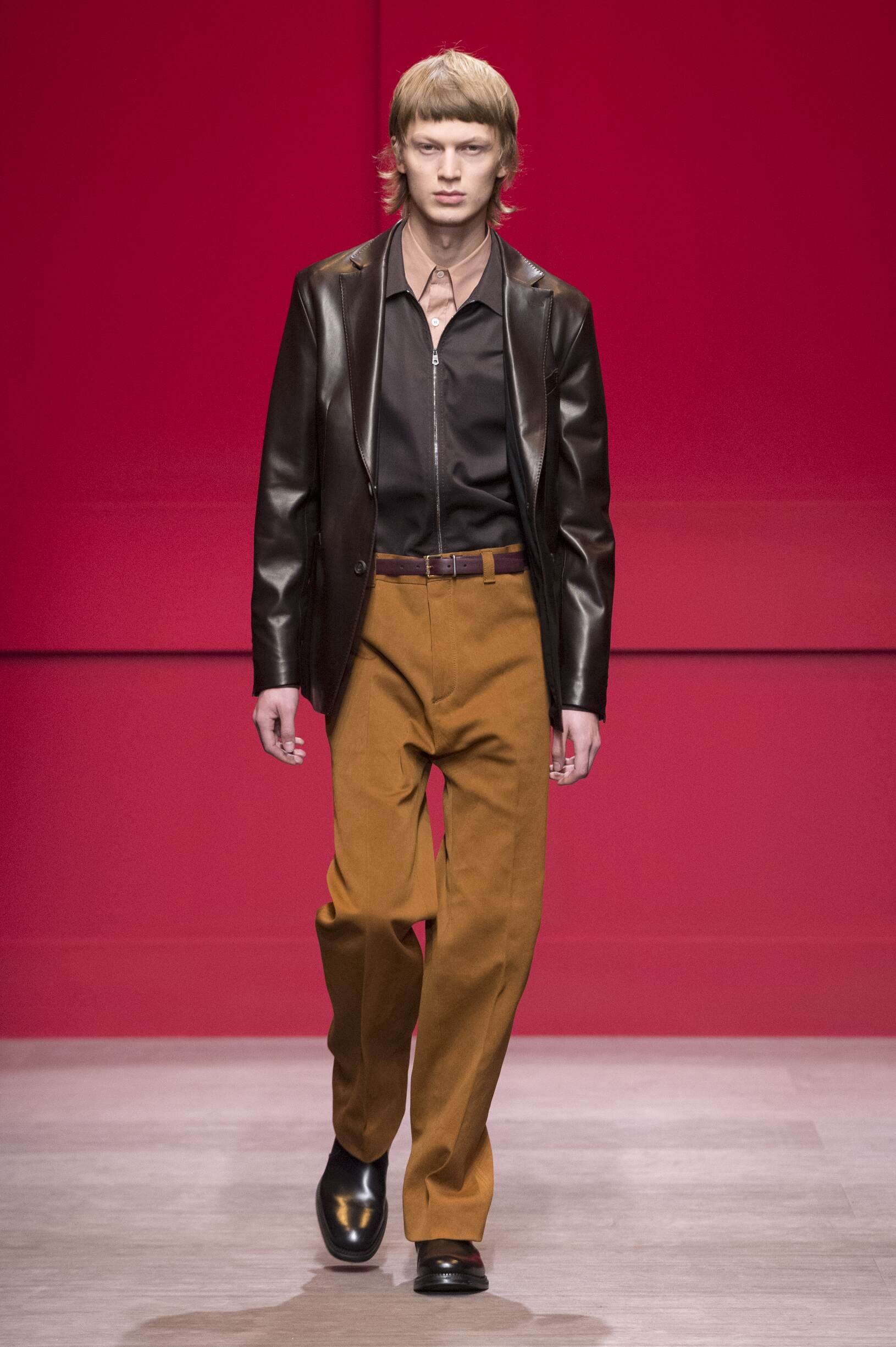 Fall Fashion Man Trends 2018 Salvatore Ferragamo