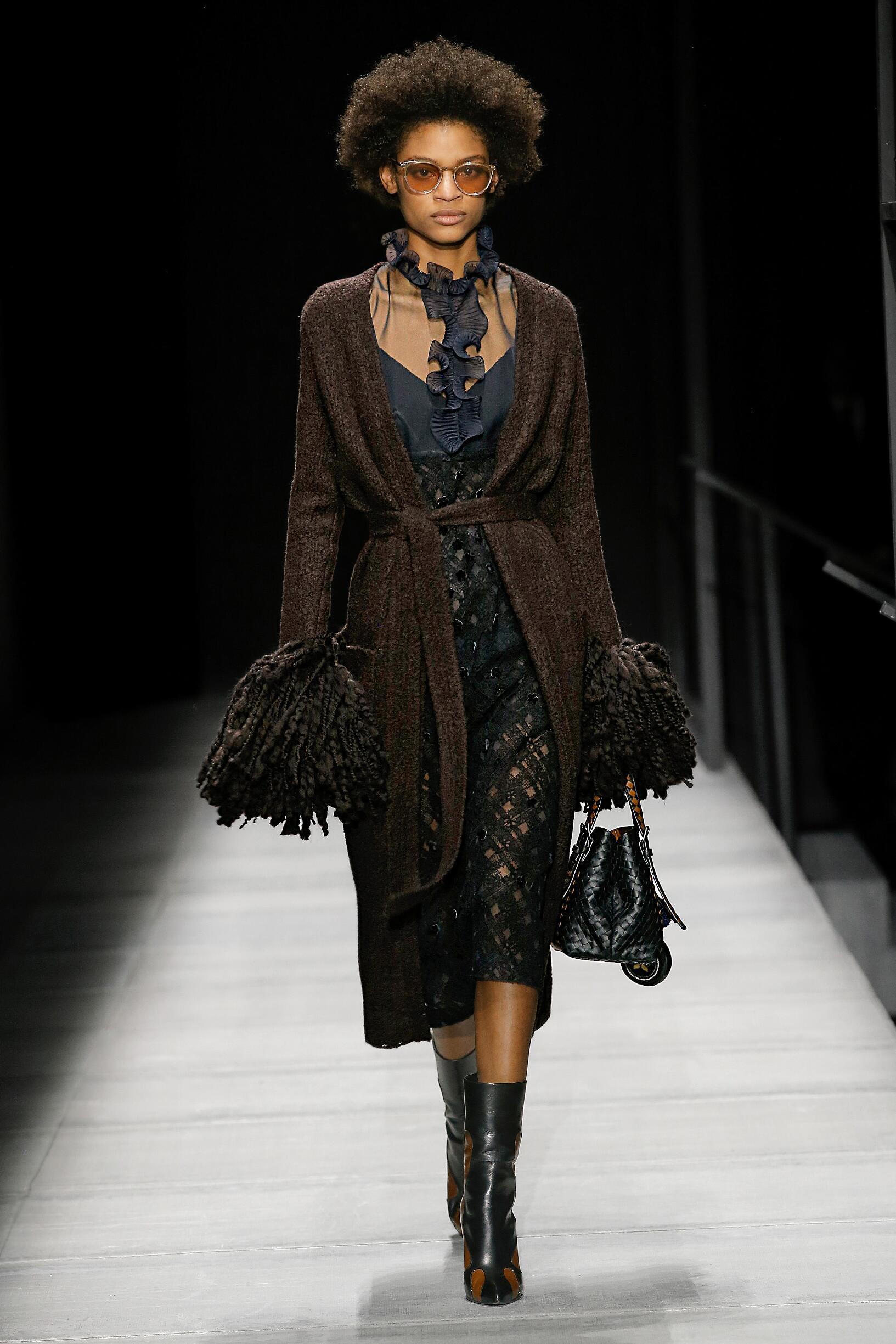 Fall Fashion Woman Trends 2018 Bottega Veneta
