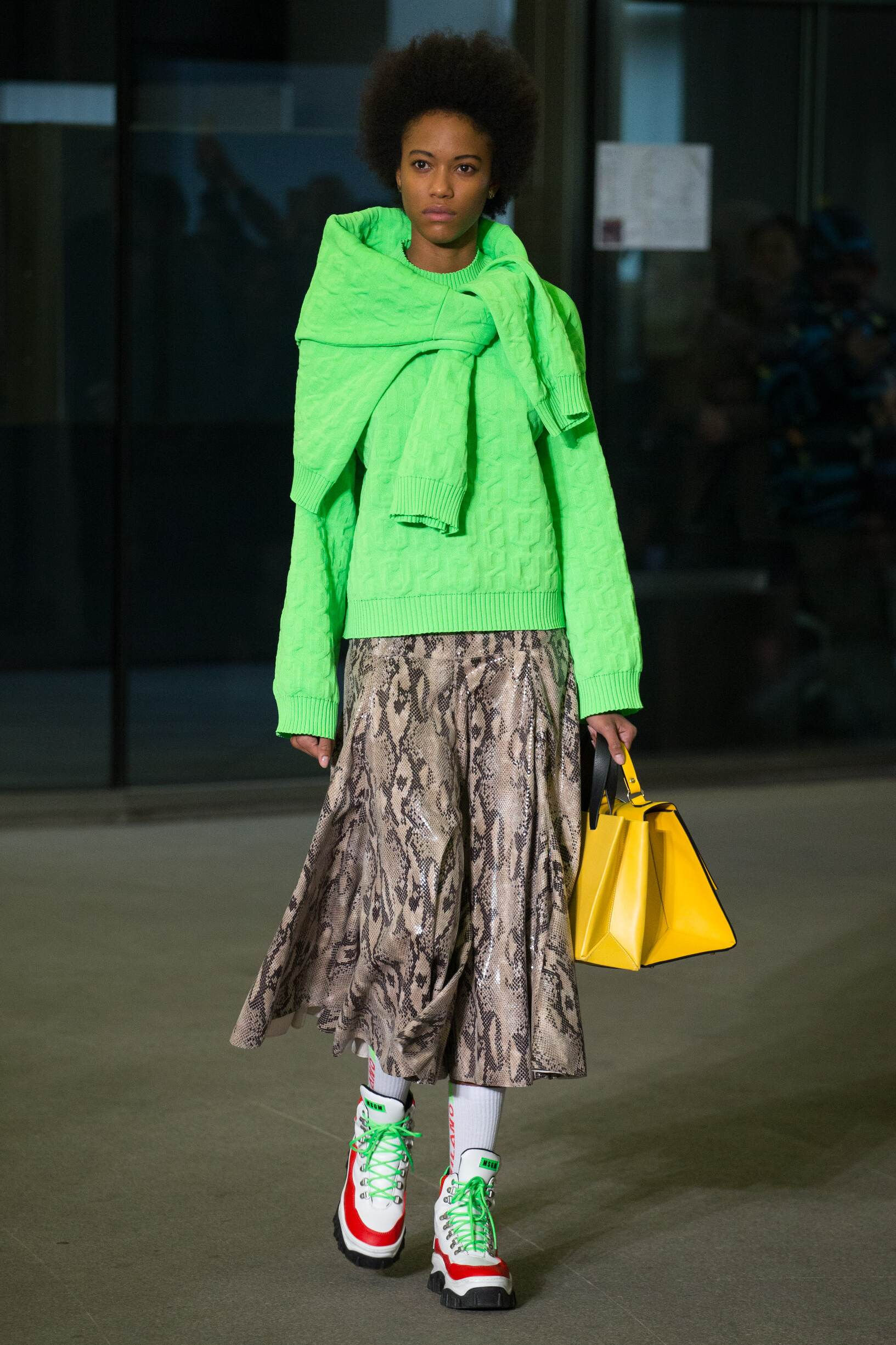 MSGM FALL WINTER 2018 WOMEN'S COLLECTION | The Skinny Beep