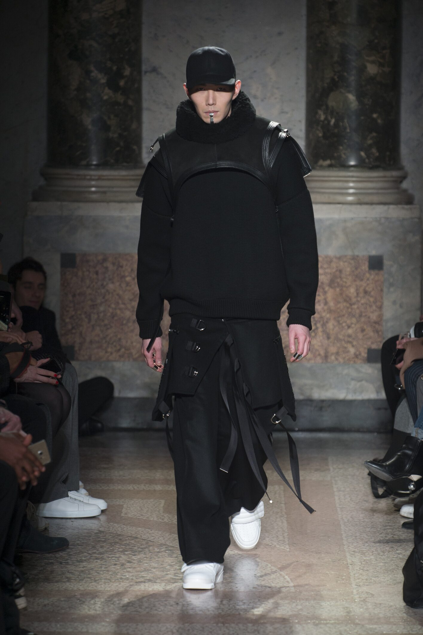Fall Winter 2018 Man Milan Les Hommes Collection