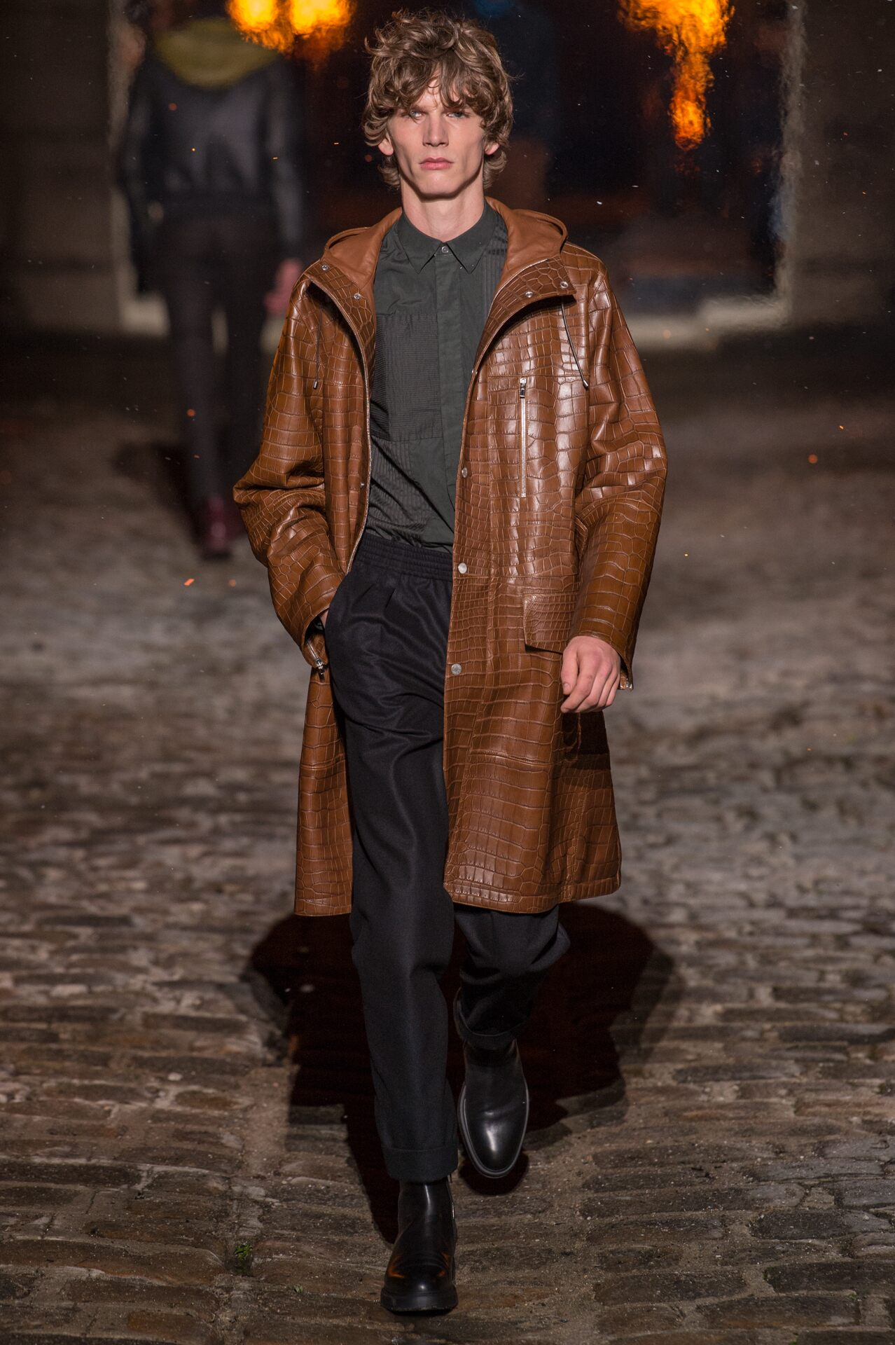 Fall Winter 2018 Man Paris Hermès Collection