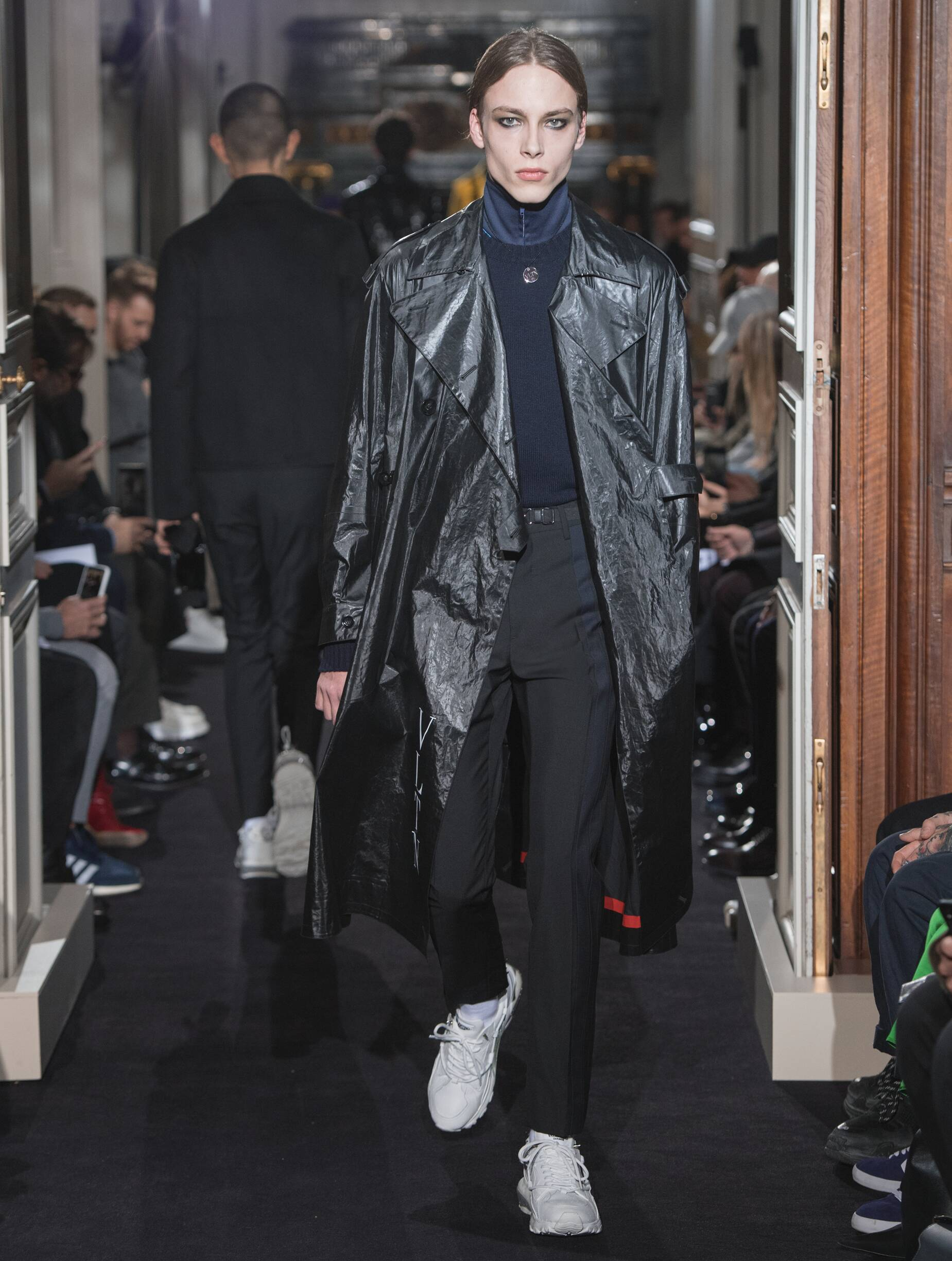Fall Winter 2018 Man Paris Valentino Collection