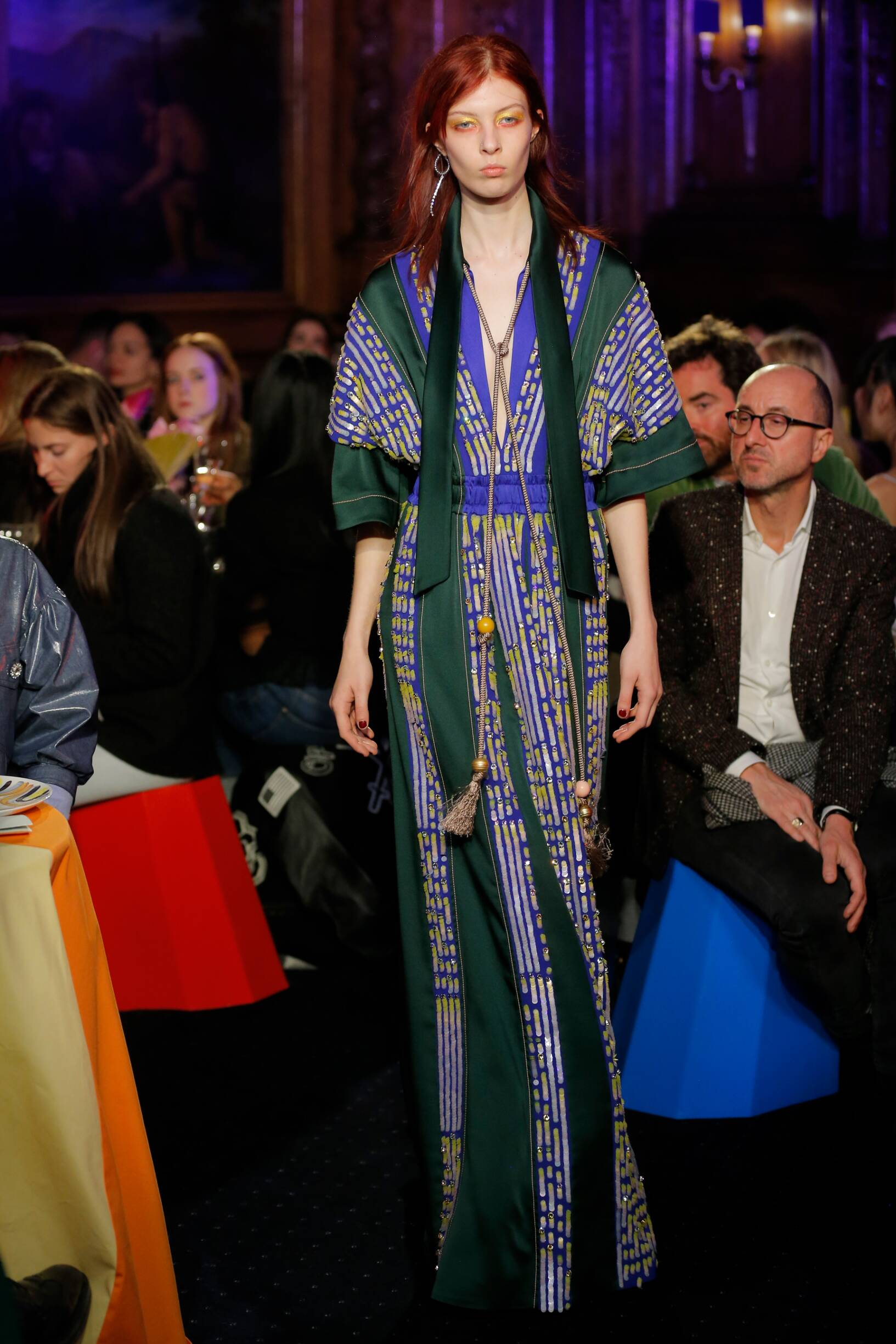 Fall Winter 2018 Woman London Peter Pilotto Collection