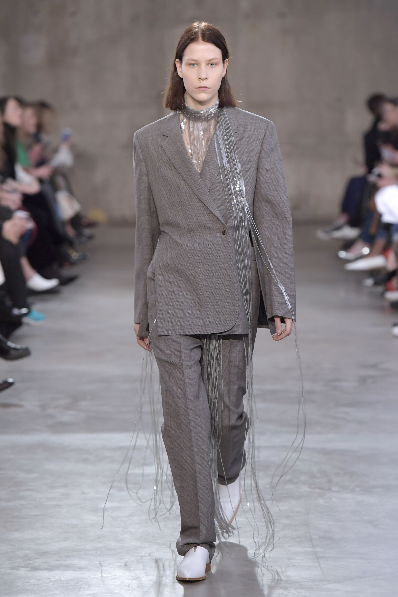 Fall Winter 2018 Woman London Ports 1961 Collection