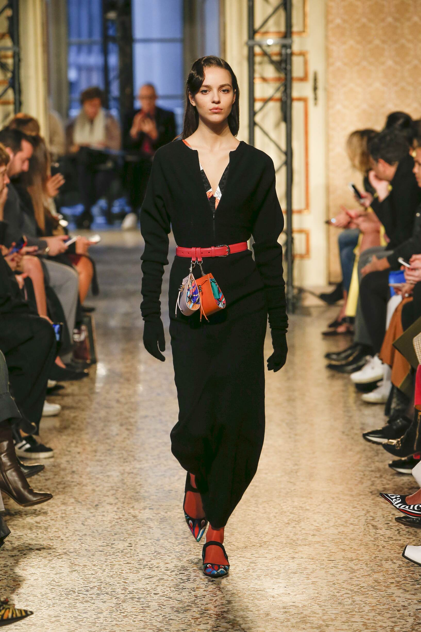 Fall Winter 2018 Woman Milan Emilio Pucci Collection