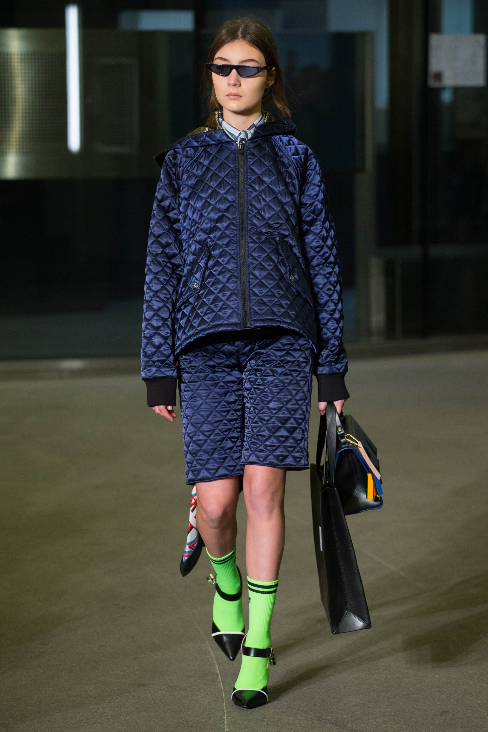 Fall Winter 2018 Woman Milan Msgm Collection