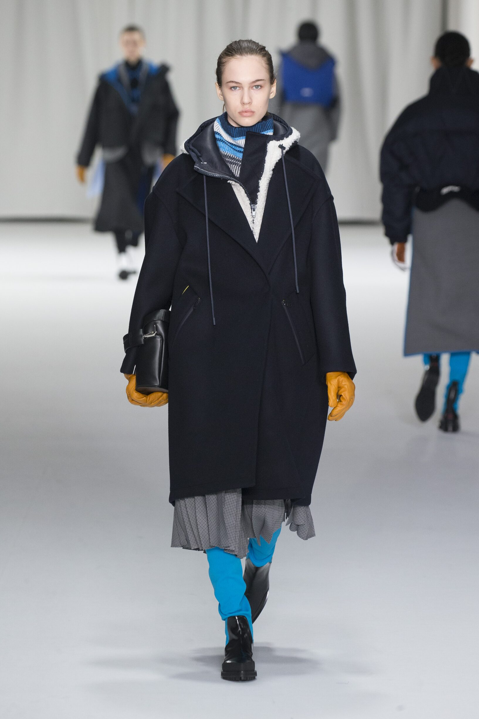 Fall Winter 2018 Woman Milan Sportmax Collection