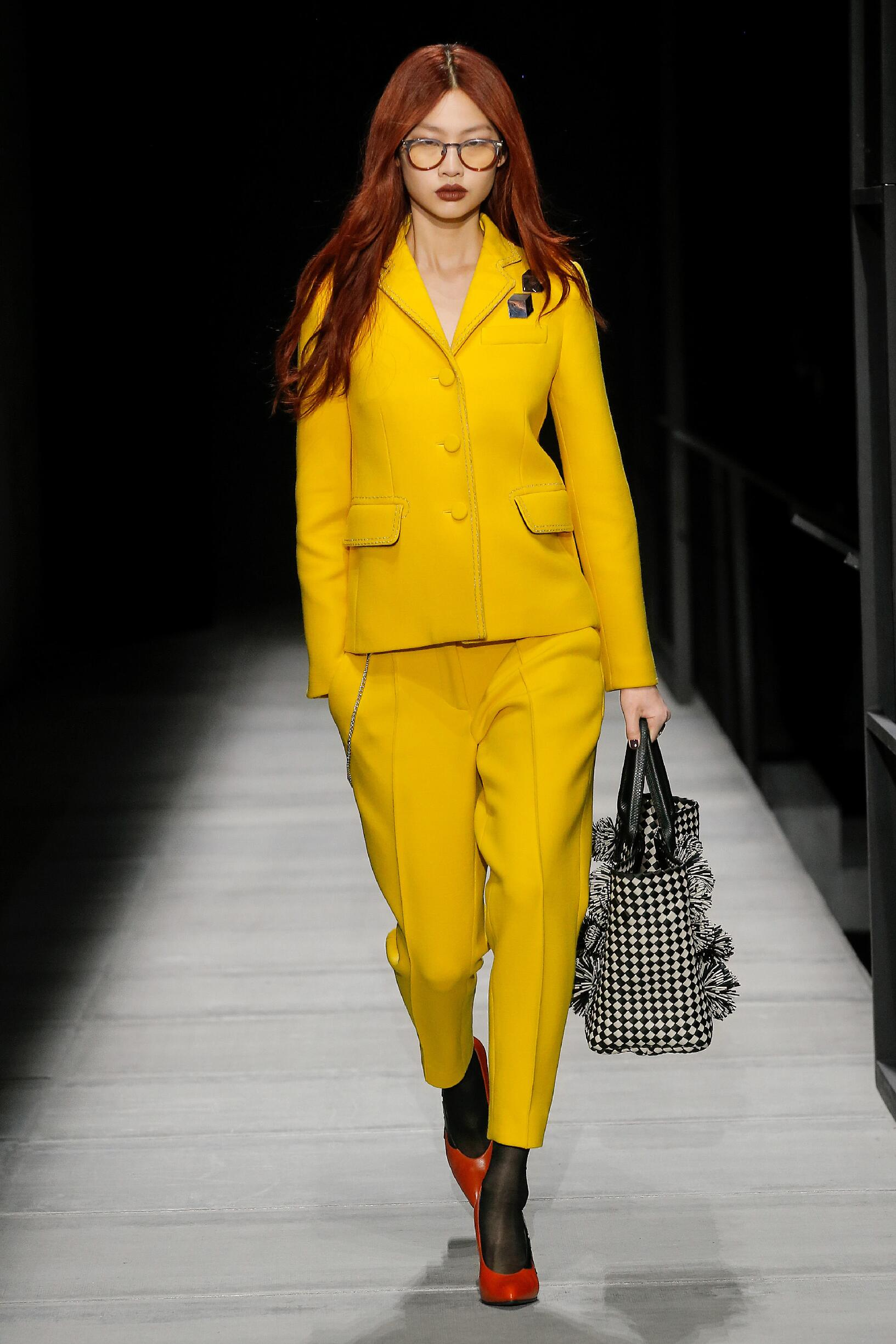 Fall Winter 2018 Woman New York Bottega Veneta Collection
