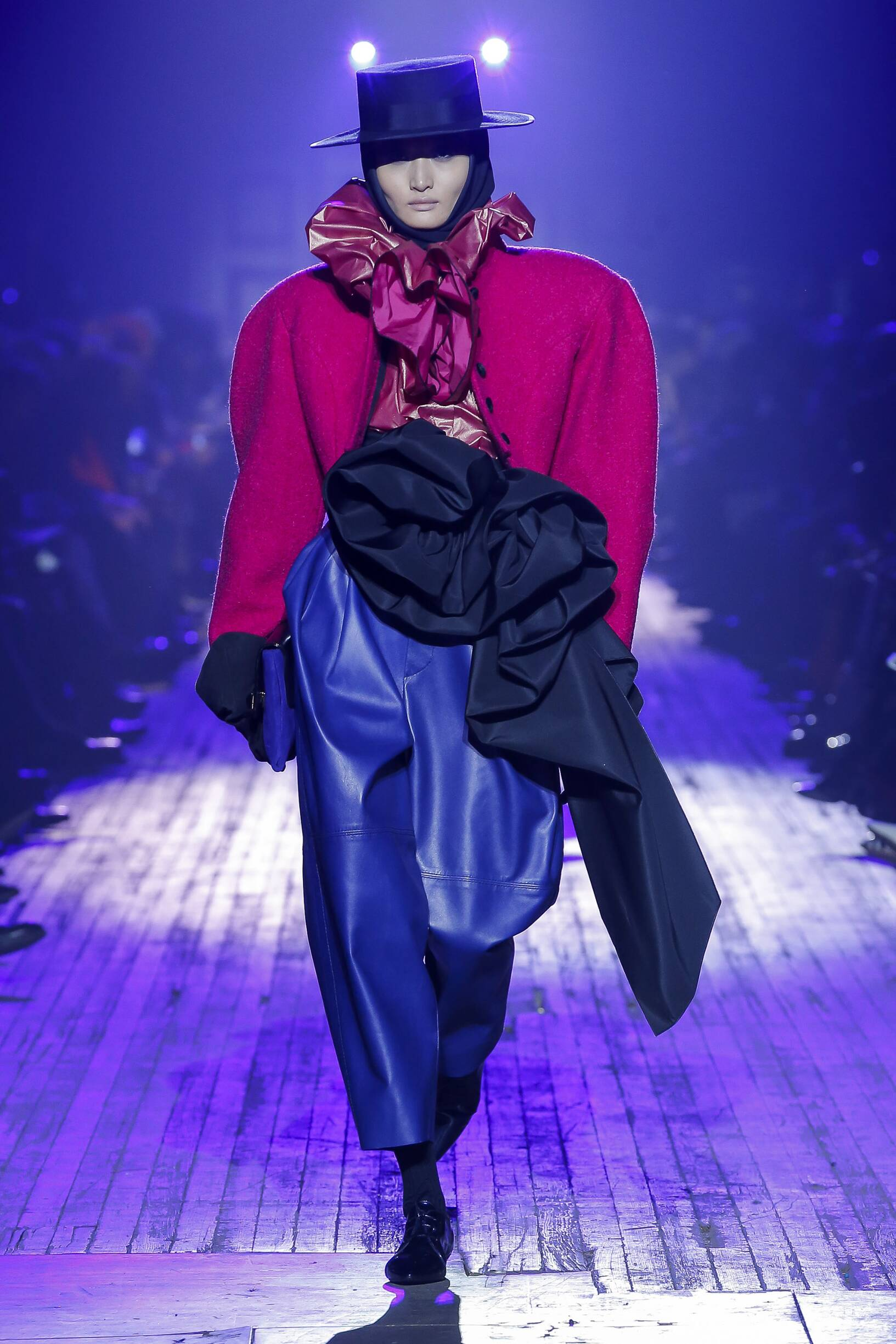 Fall Winter 2018 Woman New York Marc Jacobs Collection