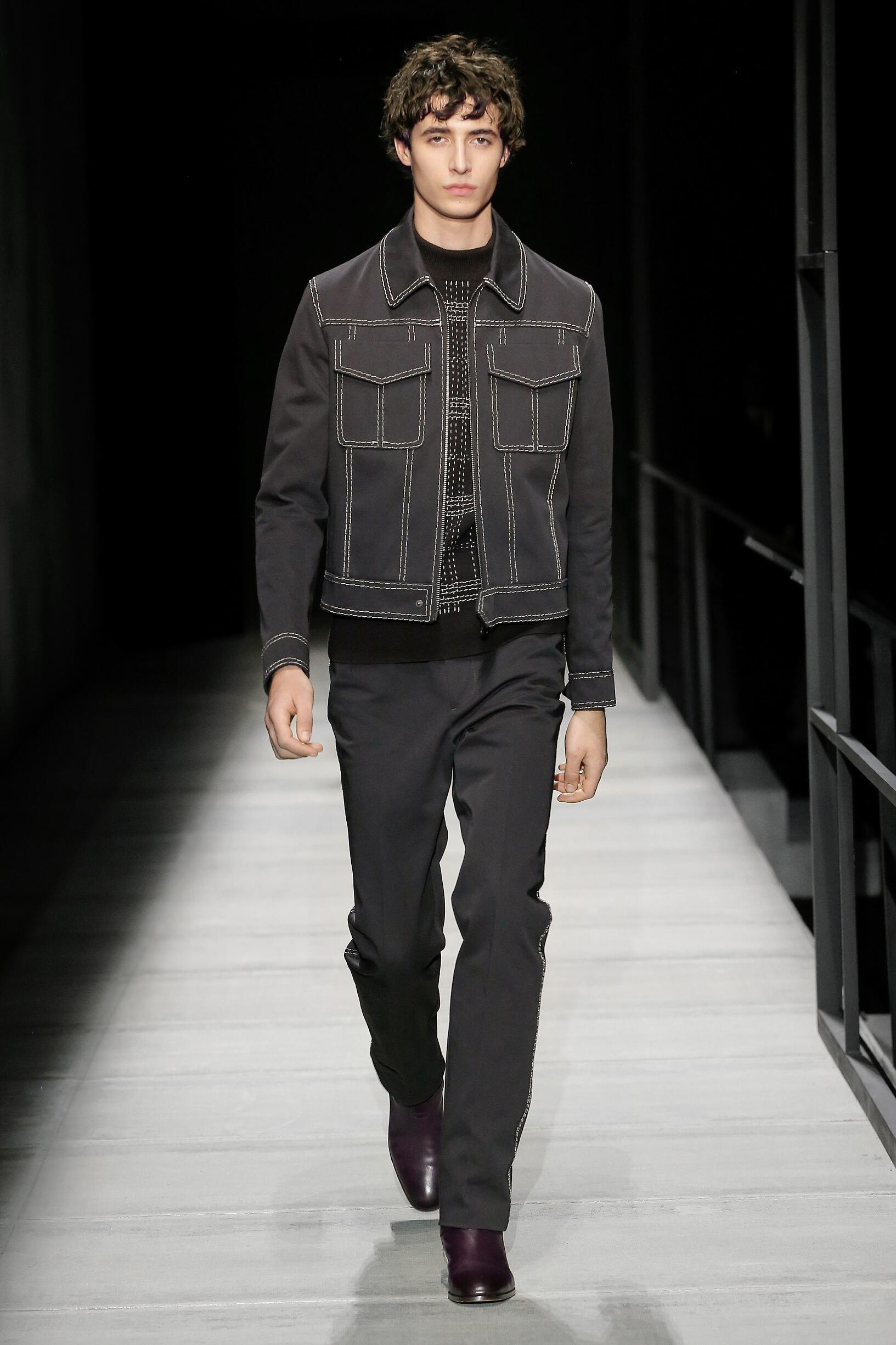 Fashion 2018-19 Man Colors Bottega Veneta