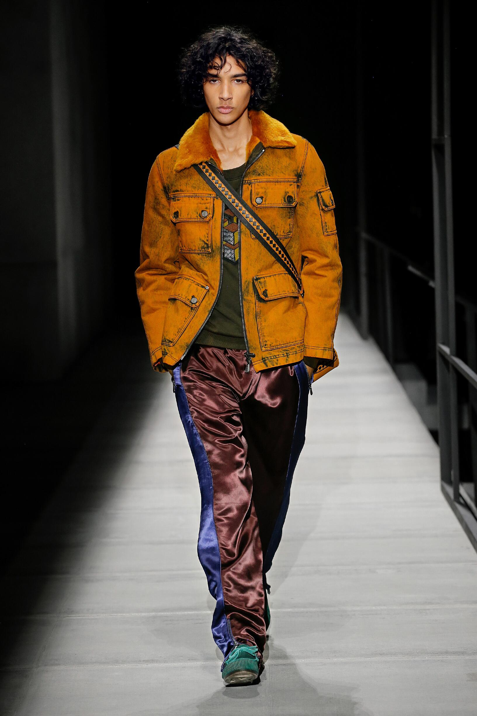 Fashion 2018-19 Man Style Bottega Veneta