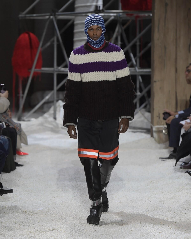 Fashion 2018-19 Man Style Calvin Klein 205W39NYC