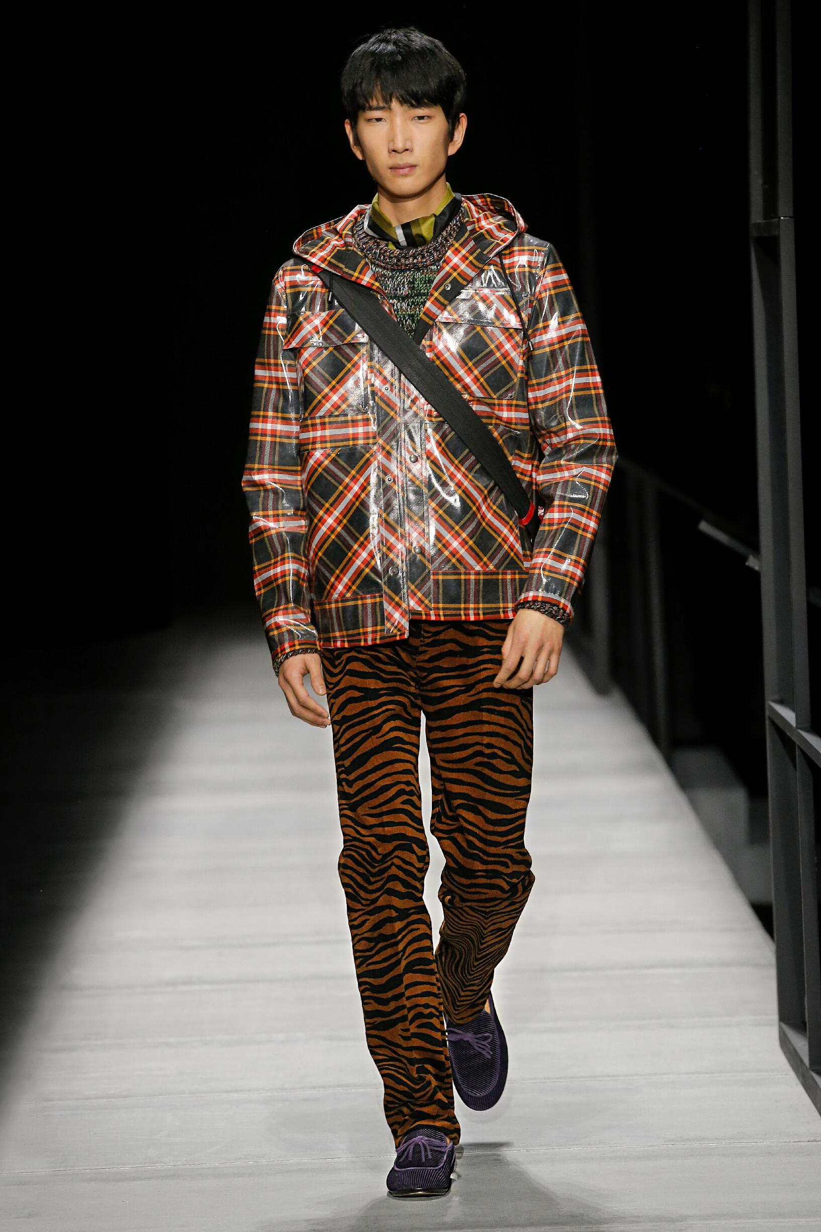 Fashion 2018-19 Man Trends Bottega Veneta
