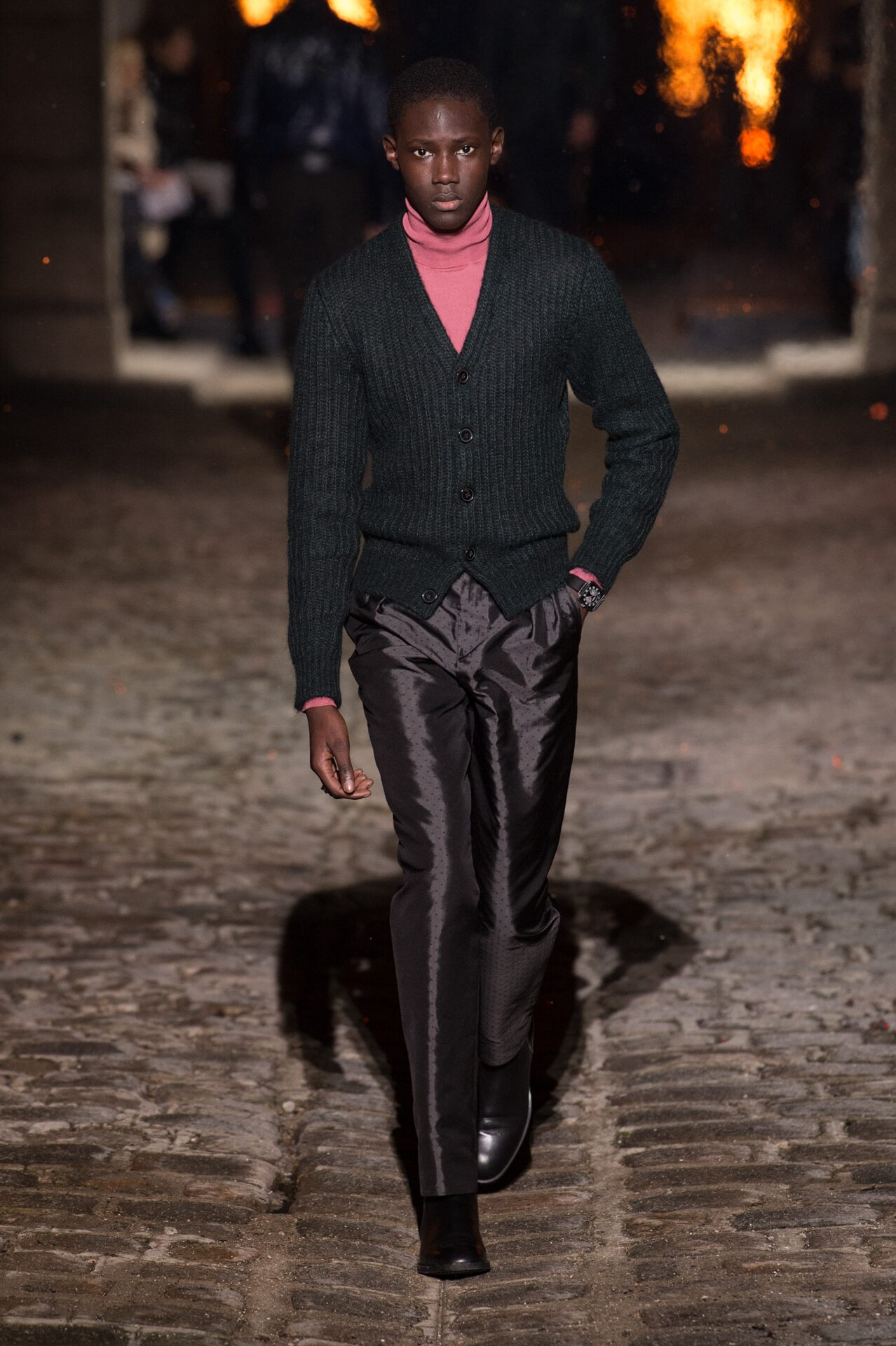 Fashion 2018-19 Man Trends Hermès
