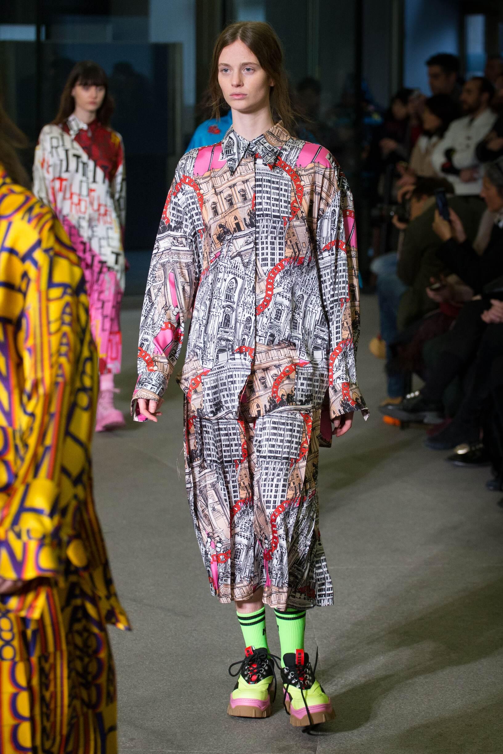 Fashion 2018-19 Trends Colors Msgm
