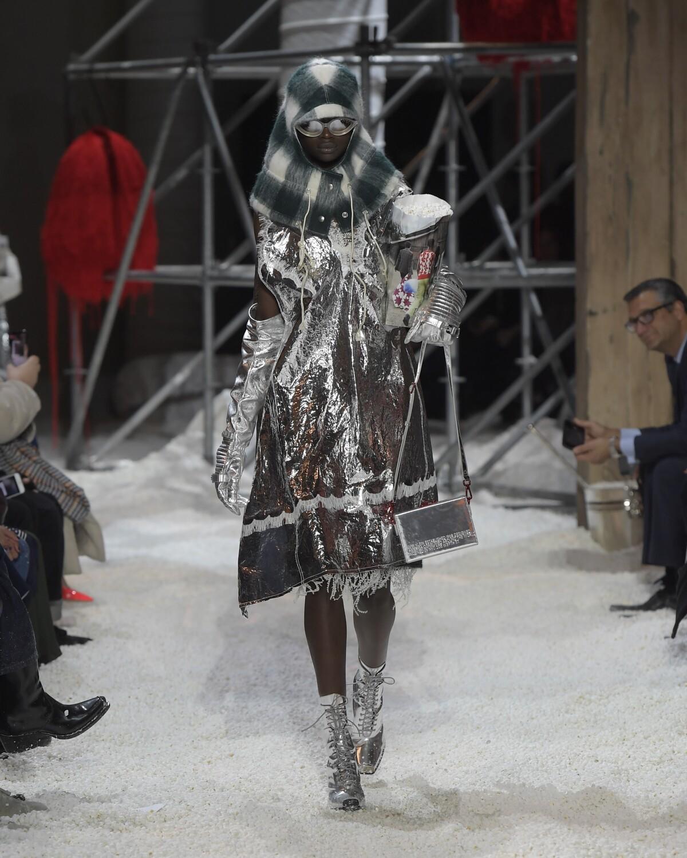 Fashion 2018-19 Woman Colors Calvin Klein 205W39NYC