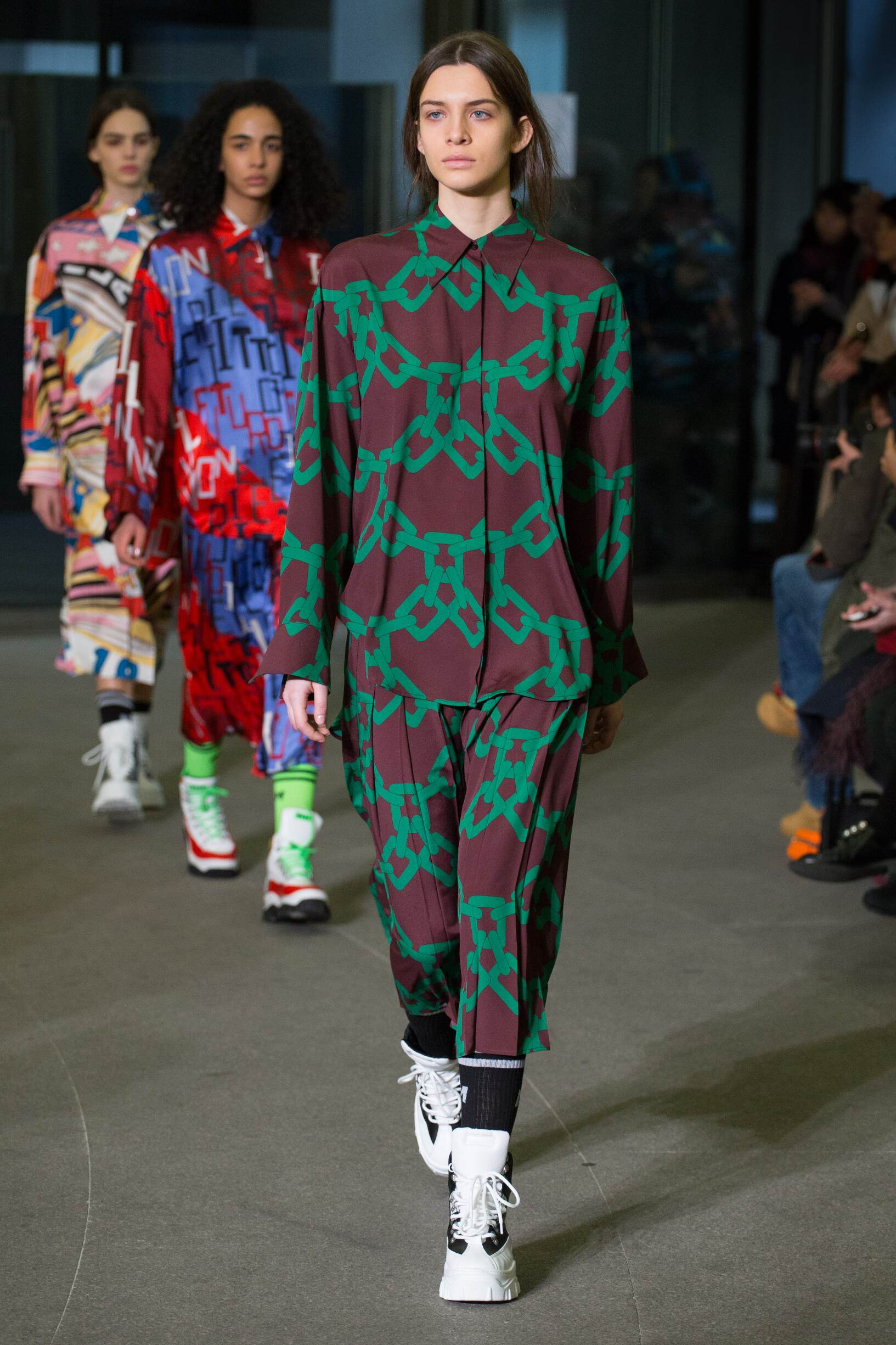 Fashion 2018-19 Woman Colors Msgm