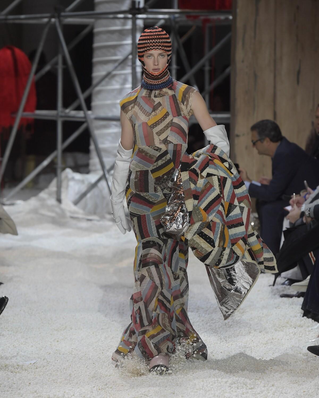 Fashion 2018-19 Woman Trends Calvin Klein 205W39NYC