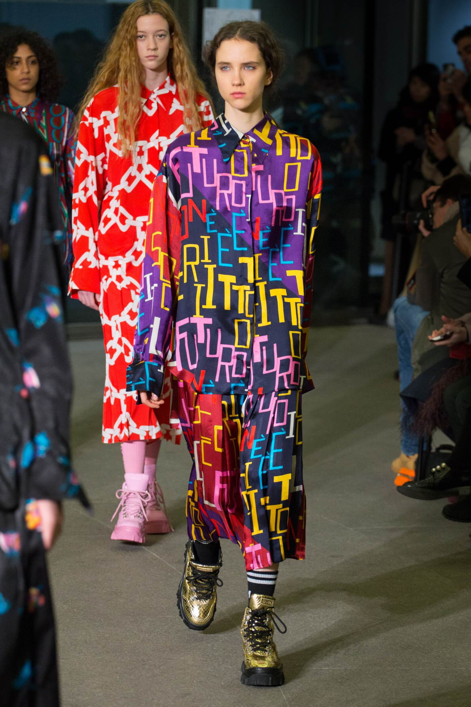 Fashion 2018-19 Woman Trends Msgm